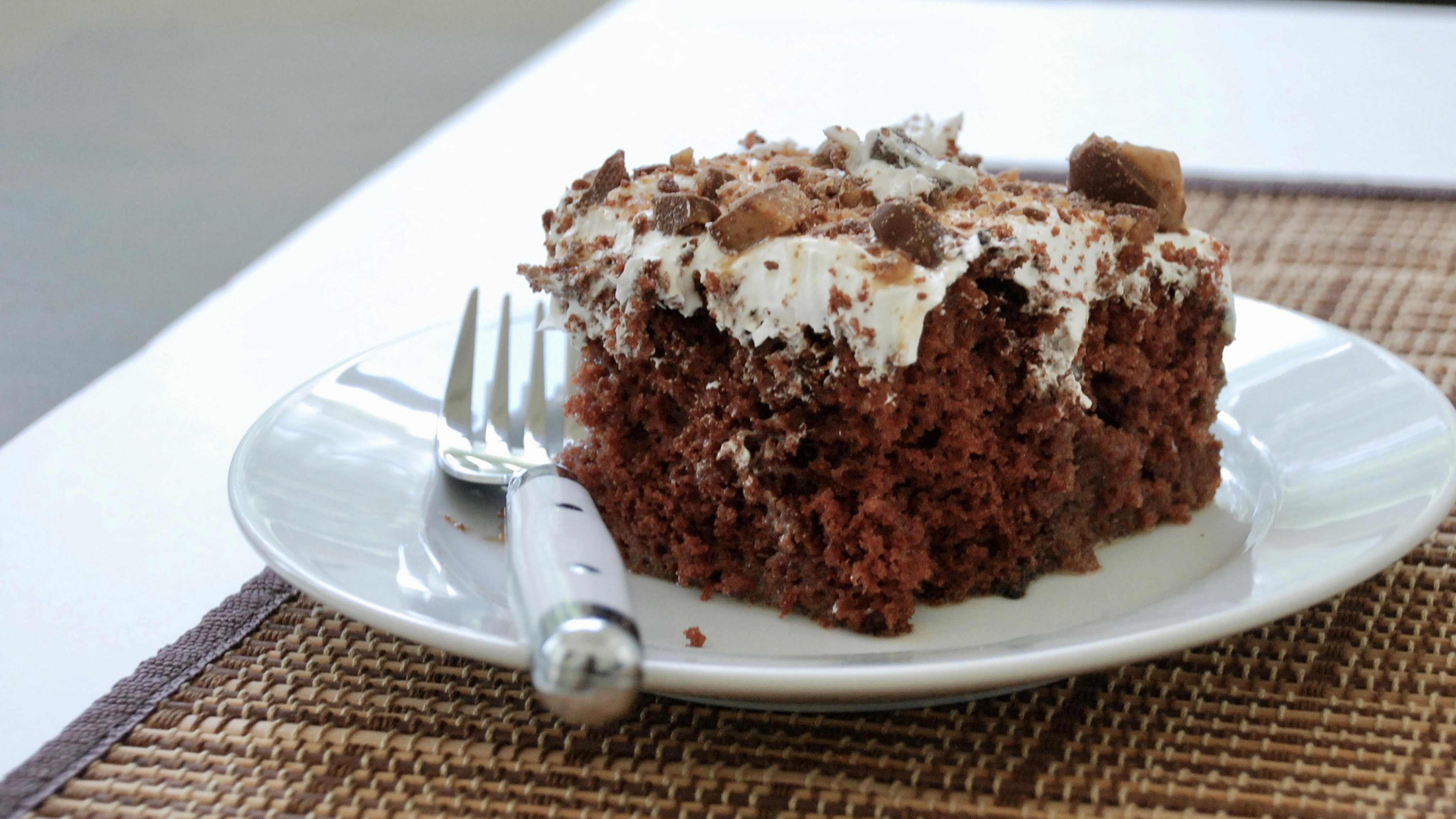Image for Recipe The Cake