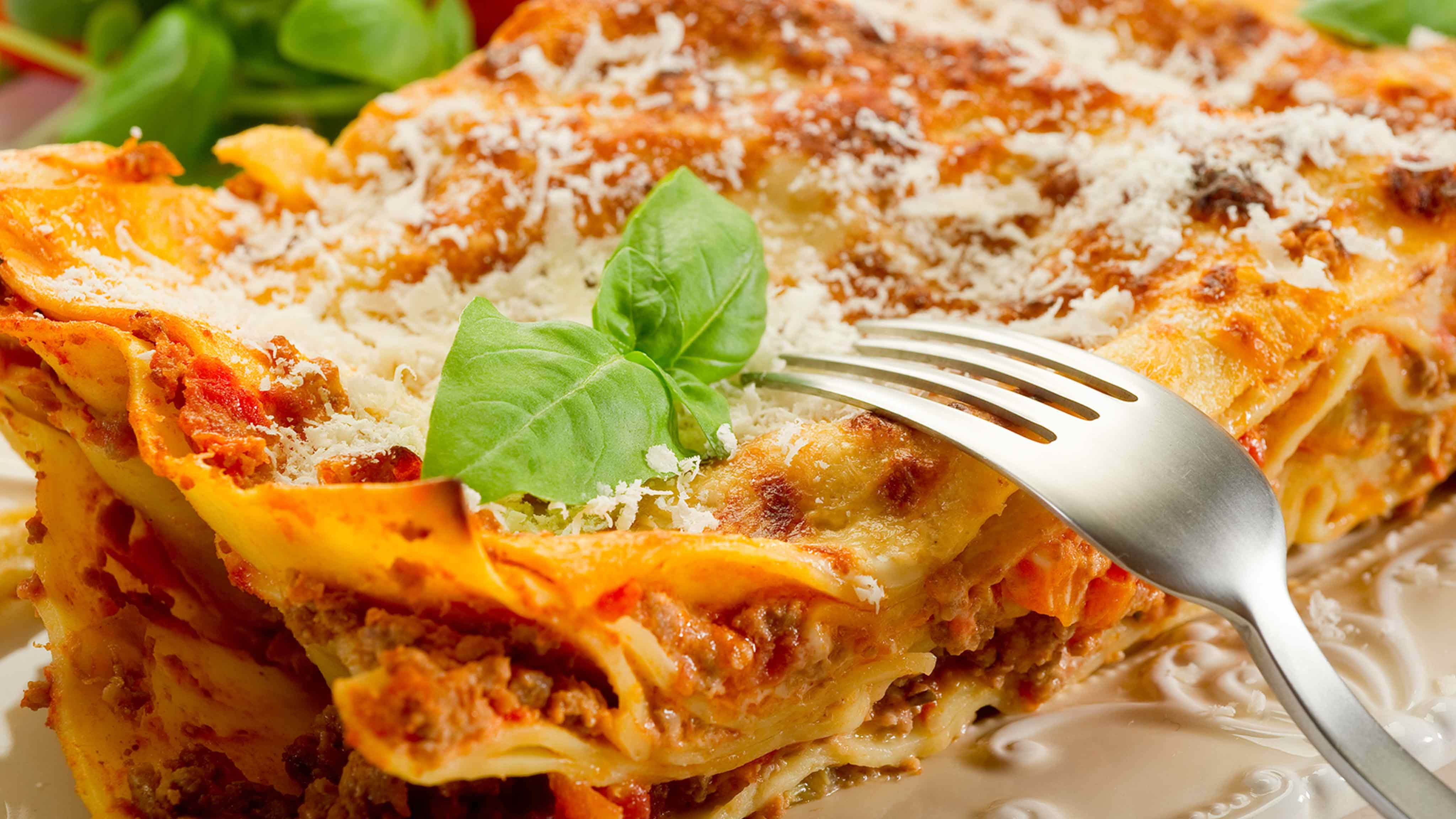 Image for Recipe Traditional Lasagna