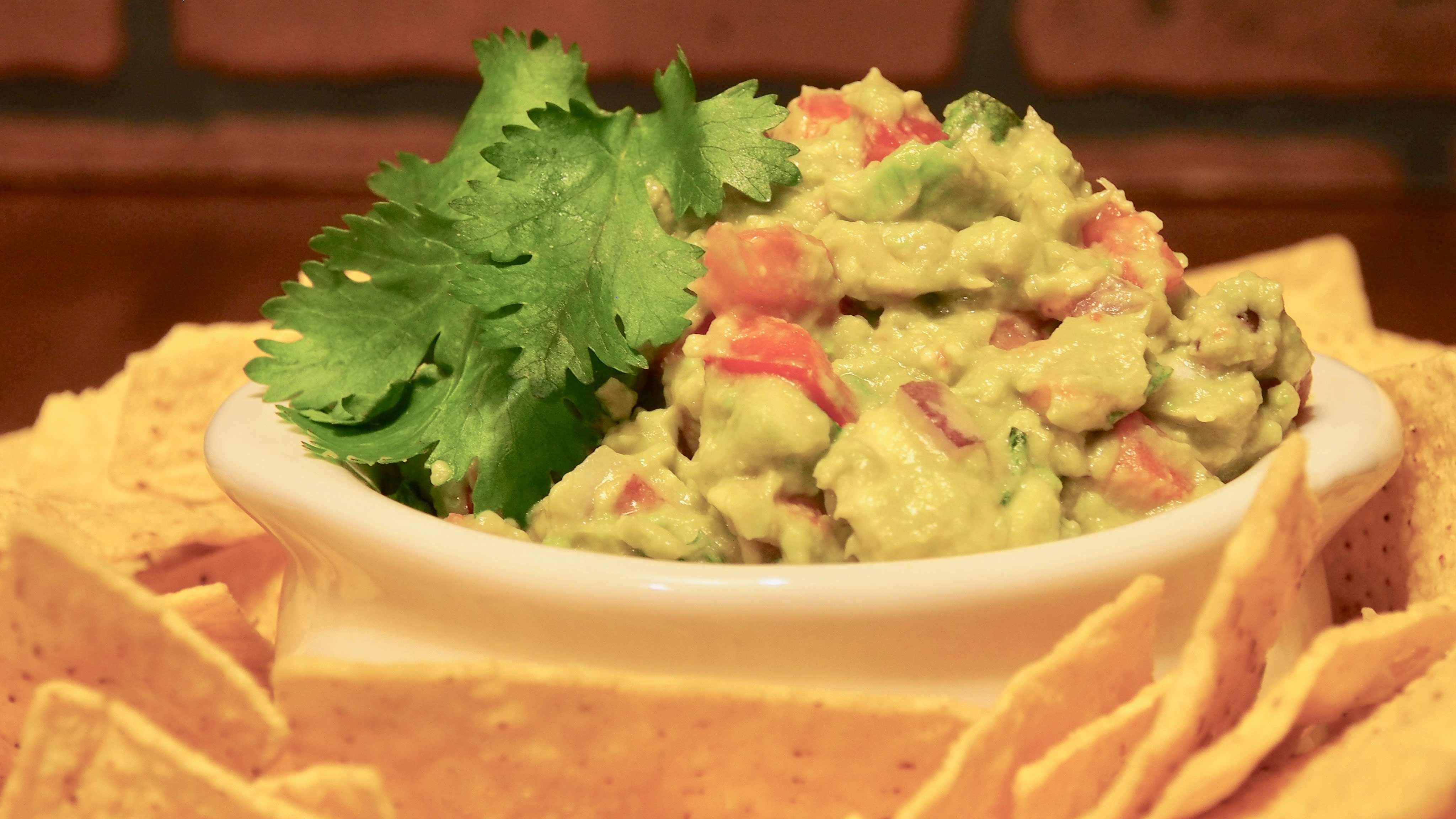 Image for Recipe Cilantro Guacamole