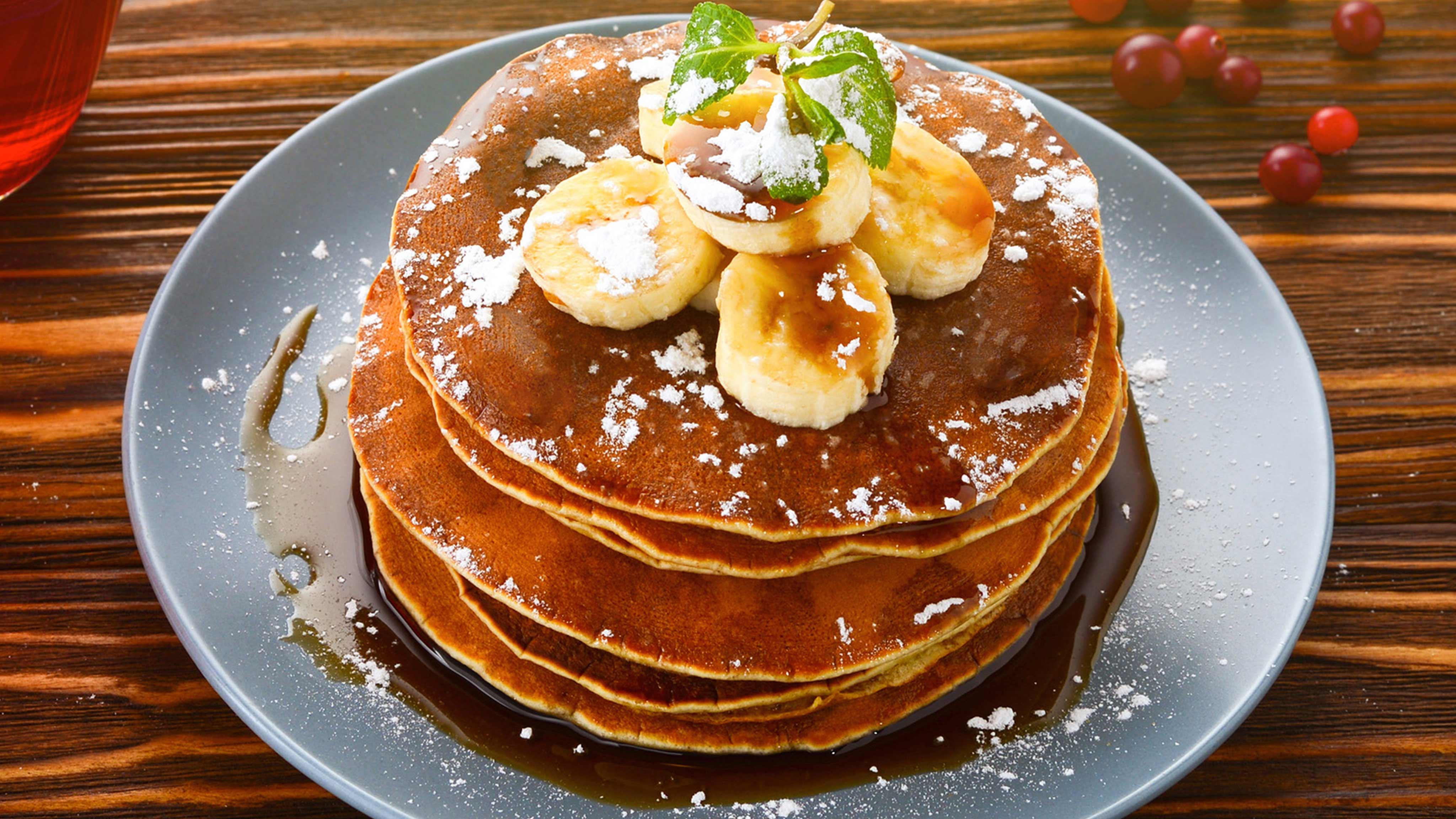 Image for Recipe Banana Pancakes