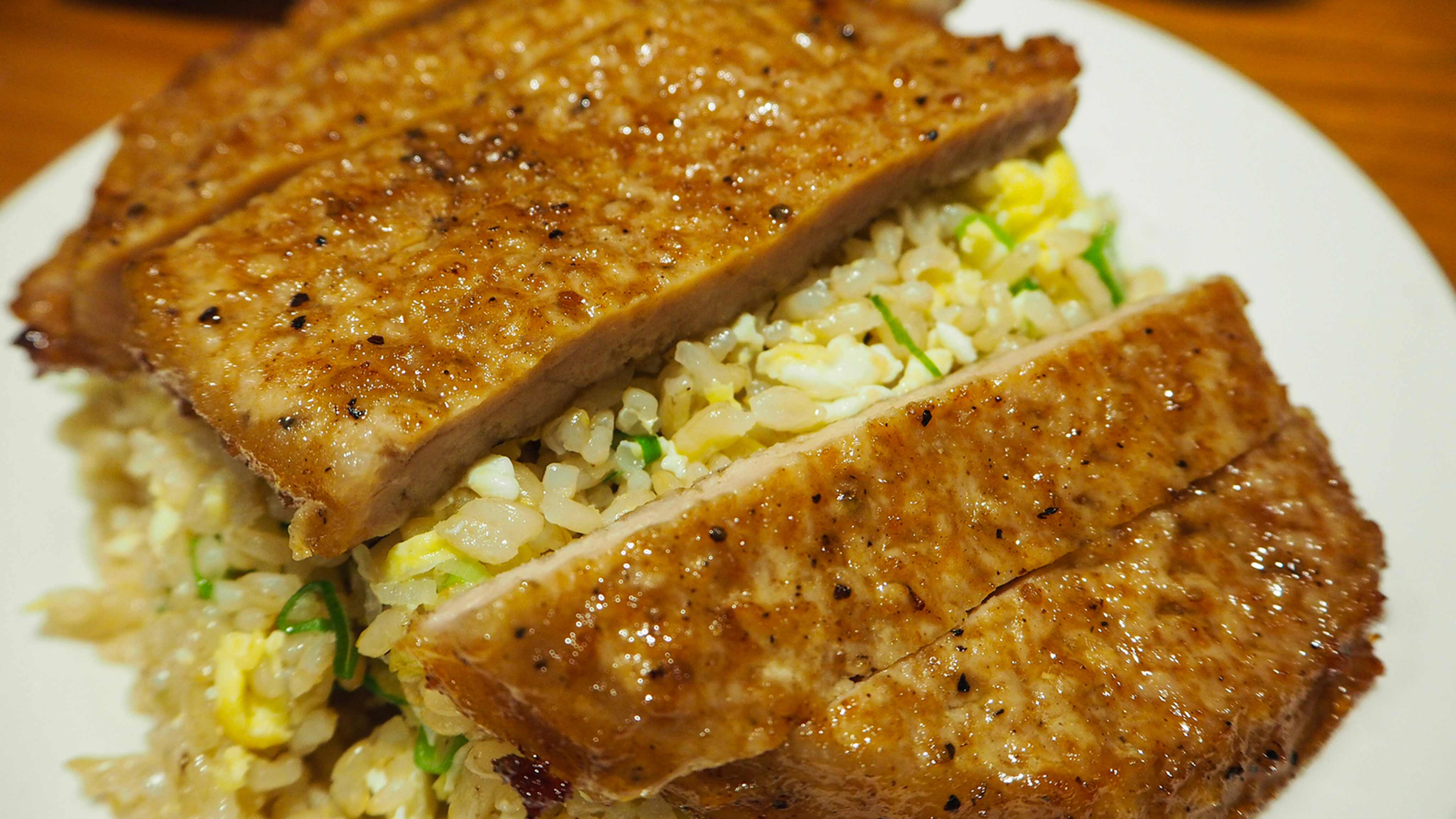 Image for Recipe Honey Mustard Baked Pork Chops