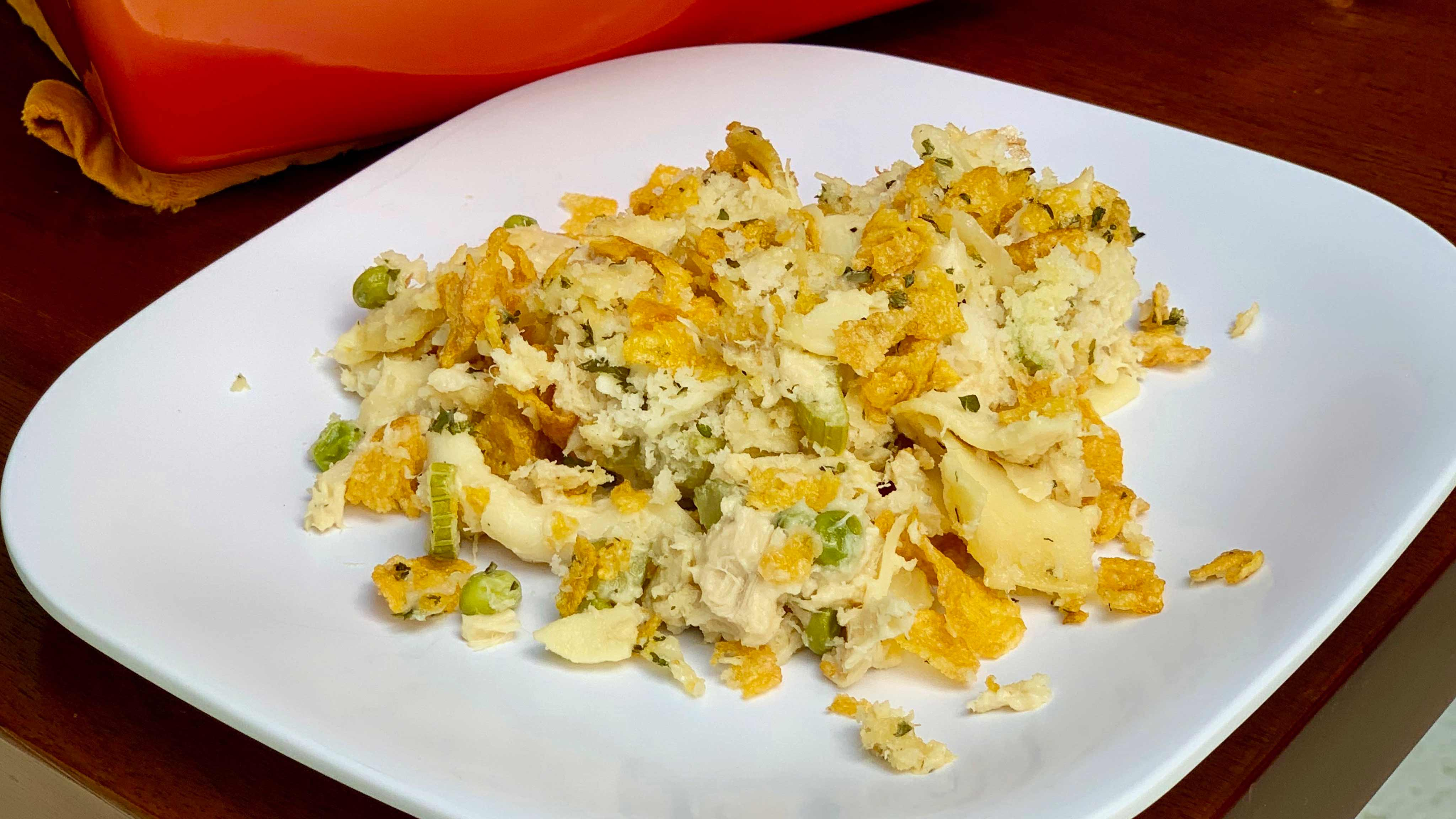 Image for Recipe Tuna Casserole Crunch