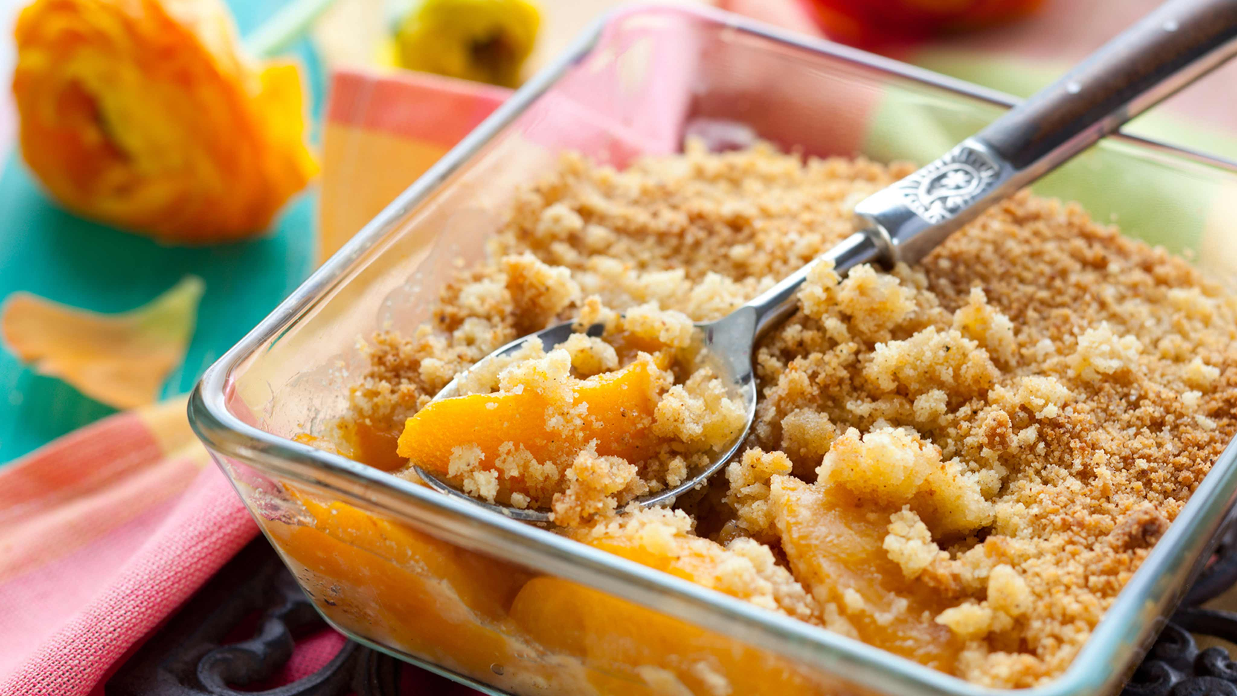 Image for Recipe Peach Cobbler