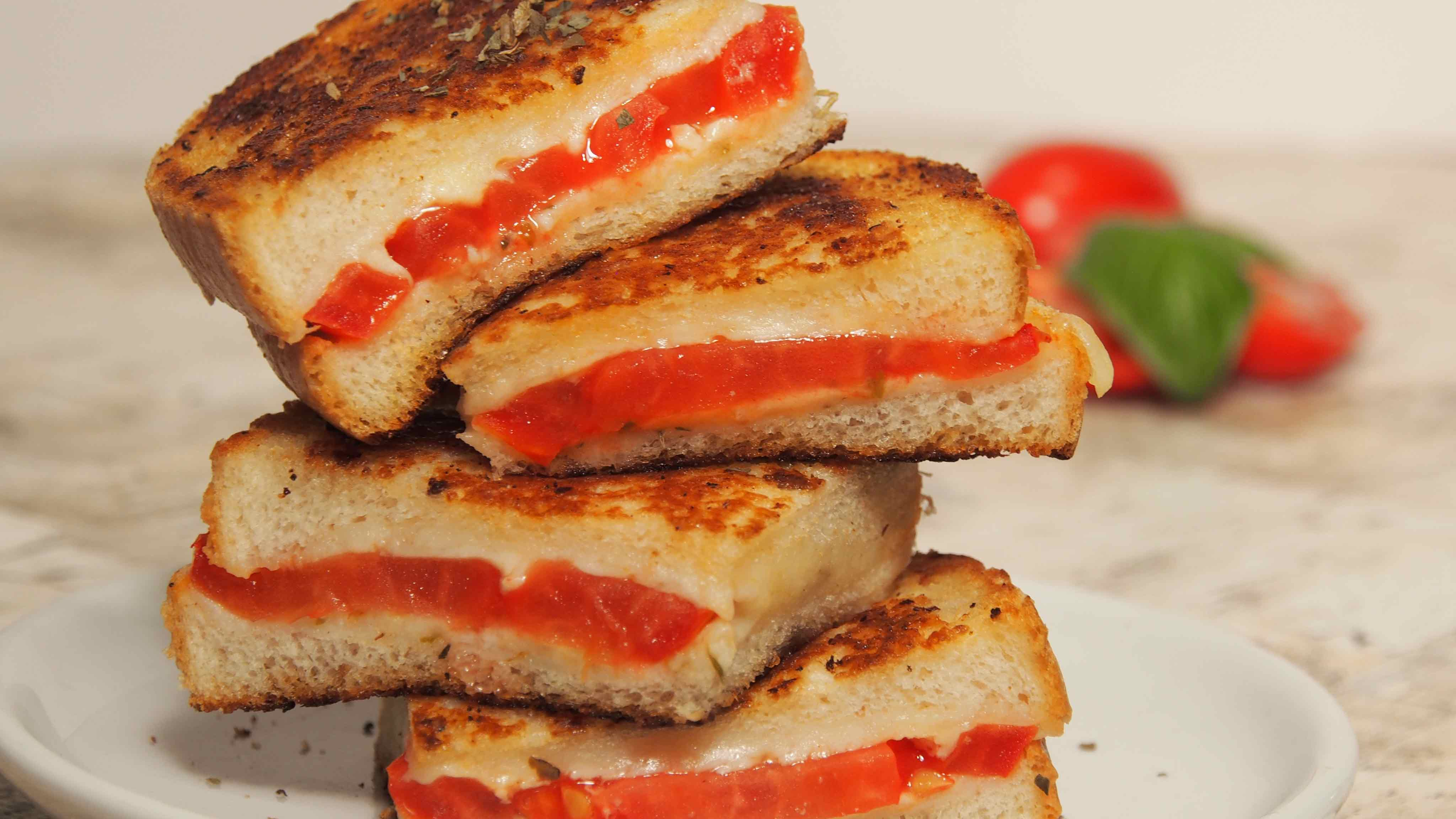 Image for Recipe Italian Grilled Cheese