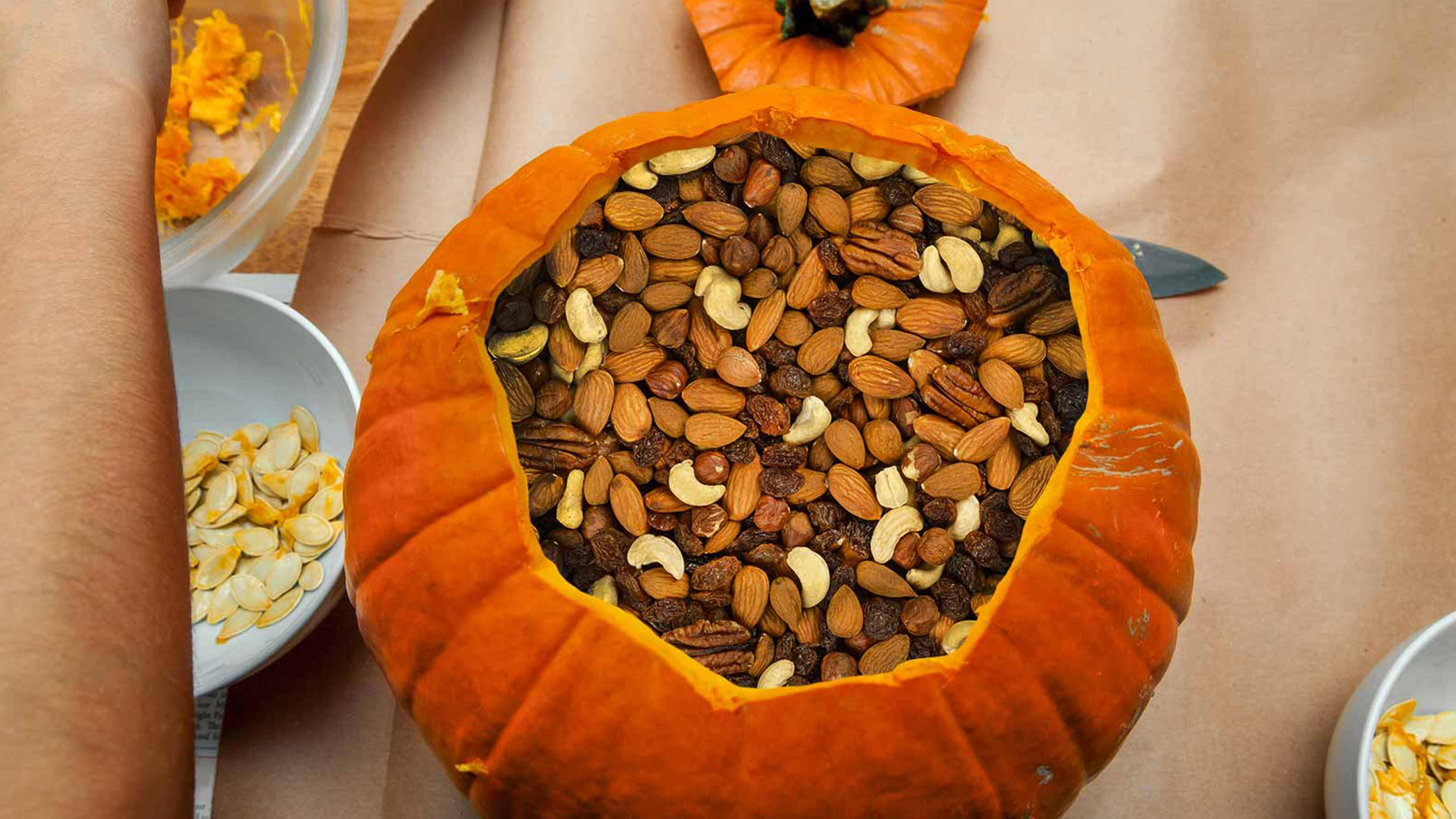 Image for Recipe Party Pumpkin Trail Mix