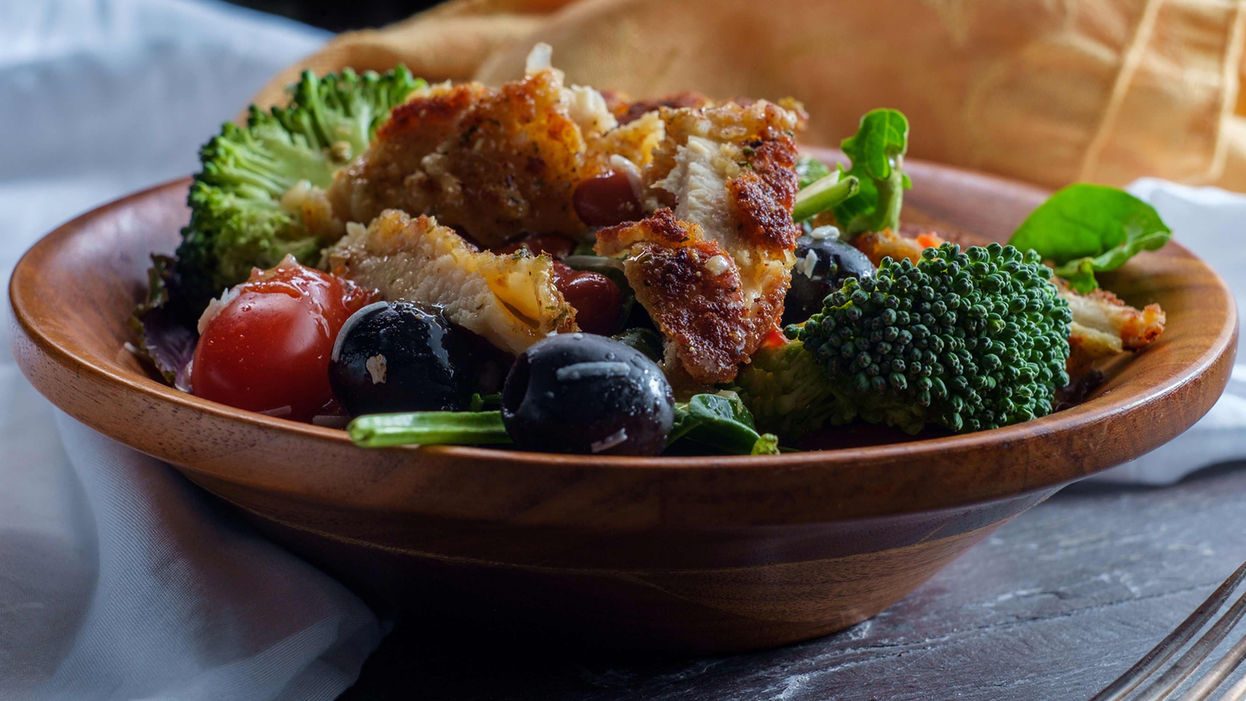 Image for Recipe Breaded Oregano Chicken