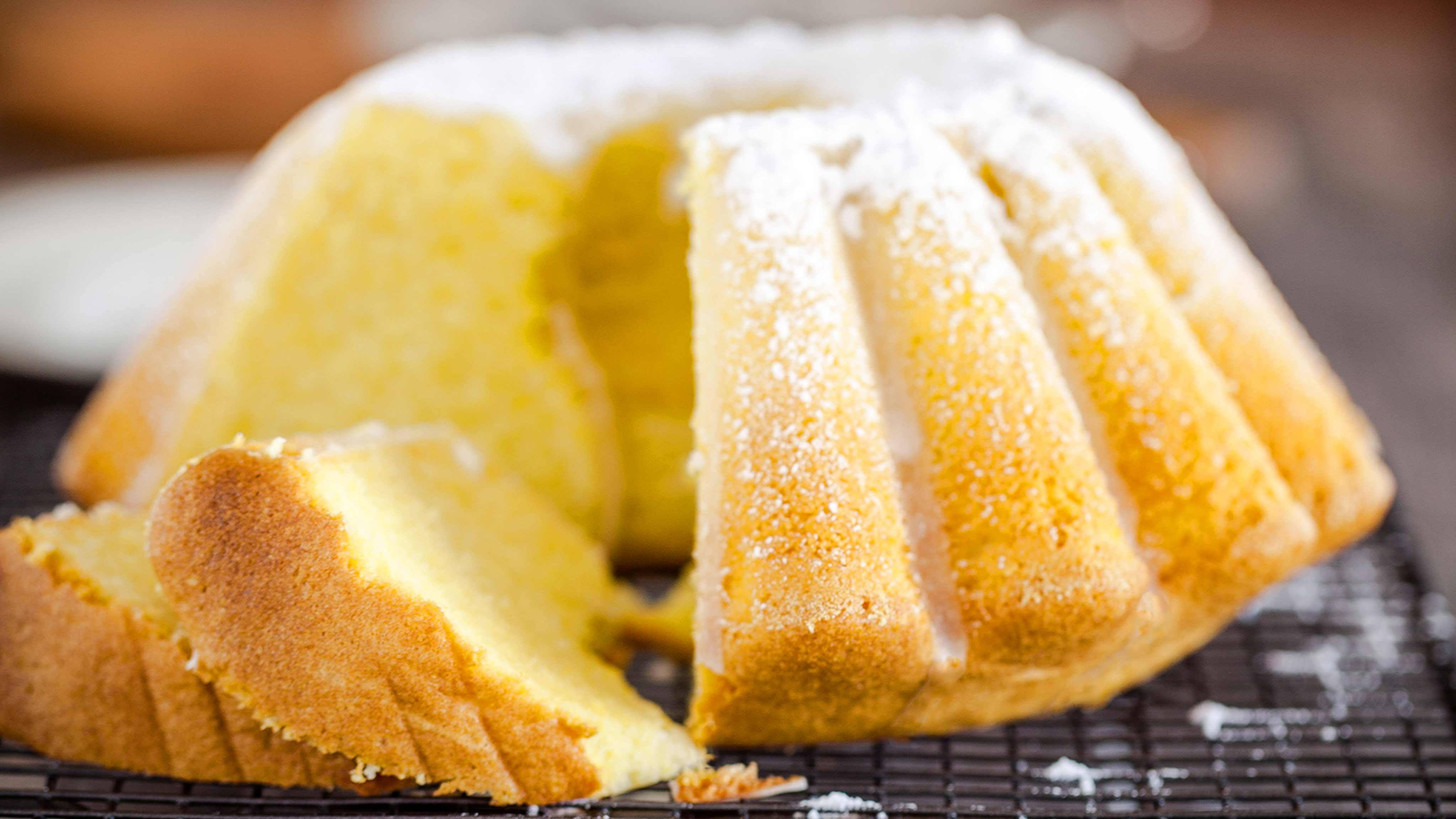 Image for Recipe Lemon Lime Bundt Cake