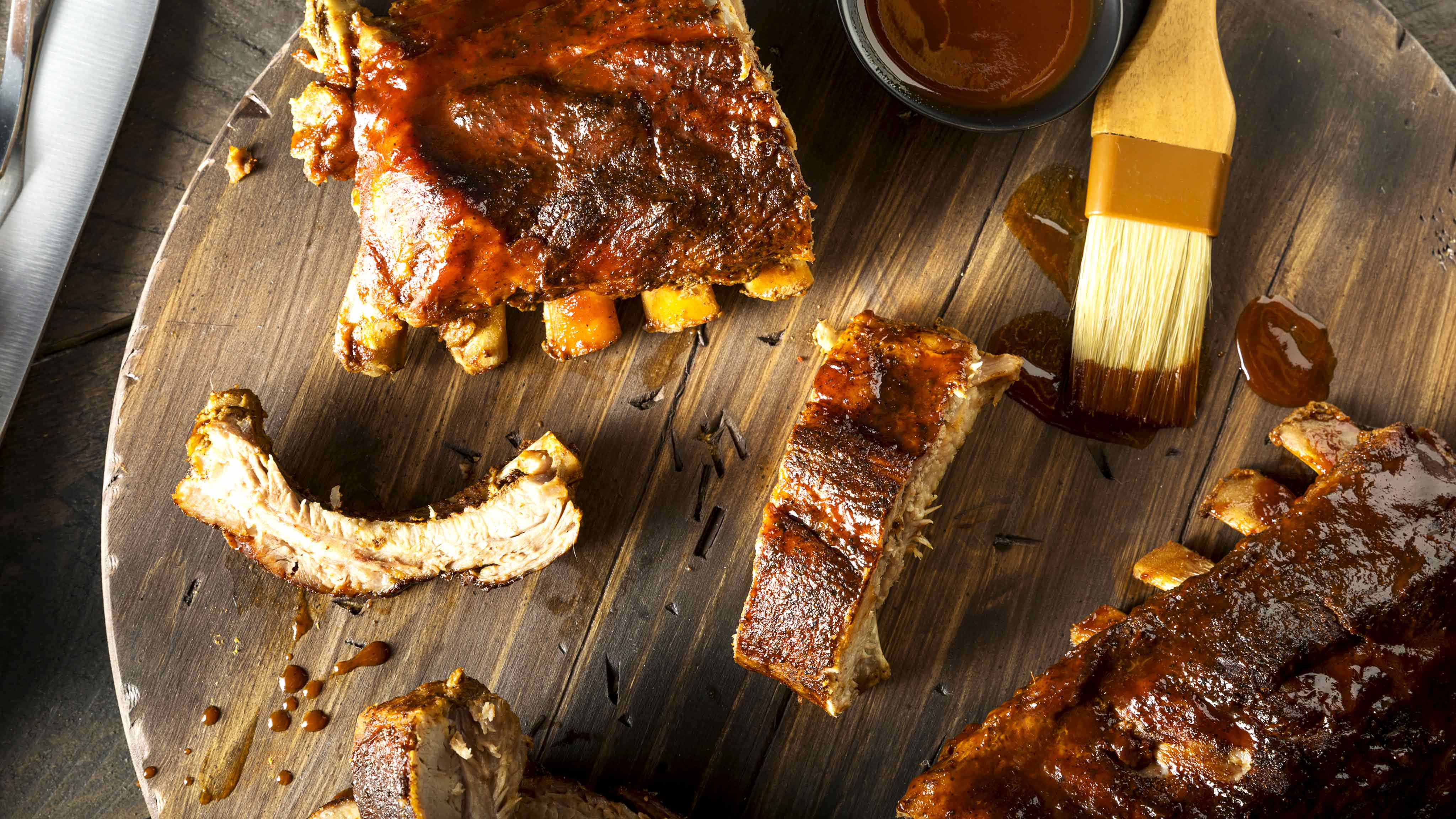 Image for Recipe All American Ribs
