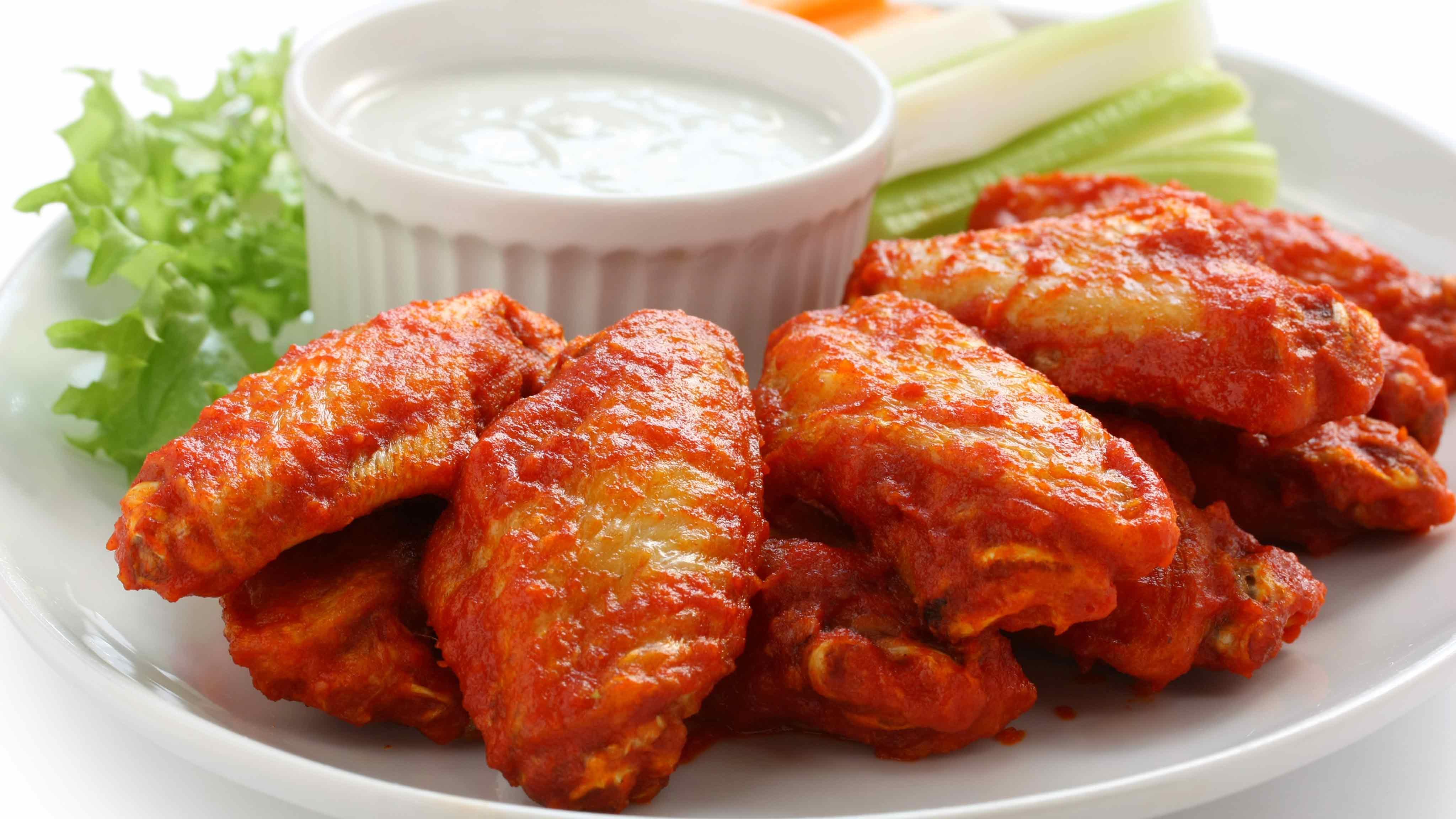 Image for Recipe Buffalo Chicken Wings