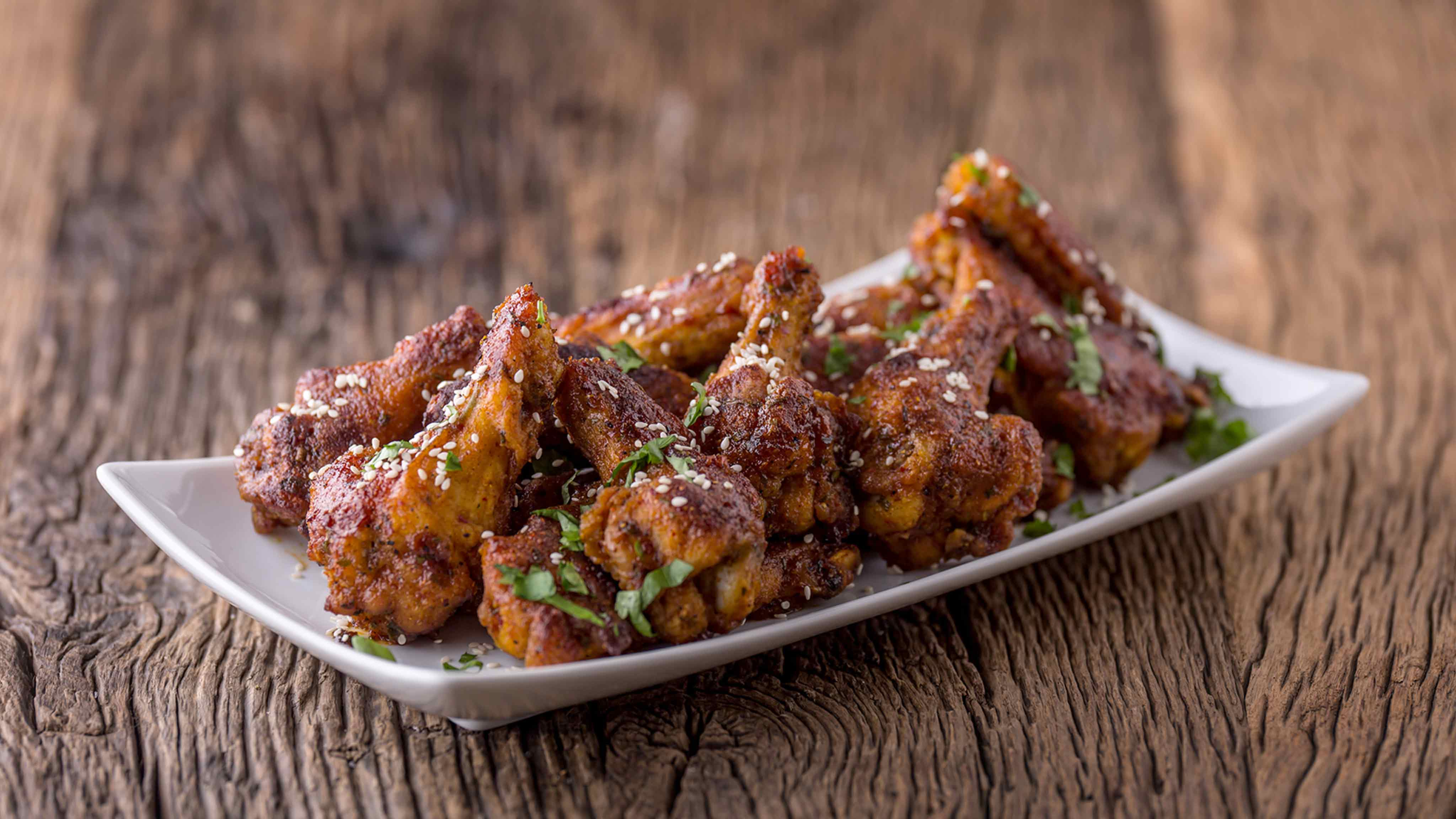 Image for Recipe Asian Chicken Wings