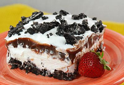 Tops Friendly Markets Recipe Oreo Cookie Dessert