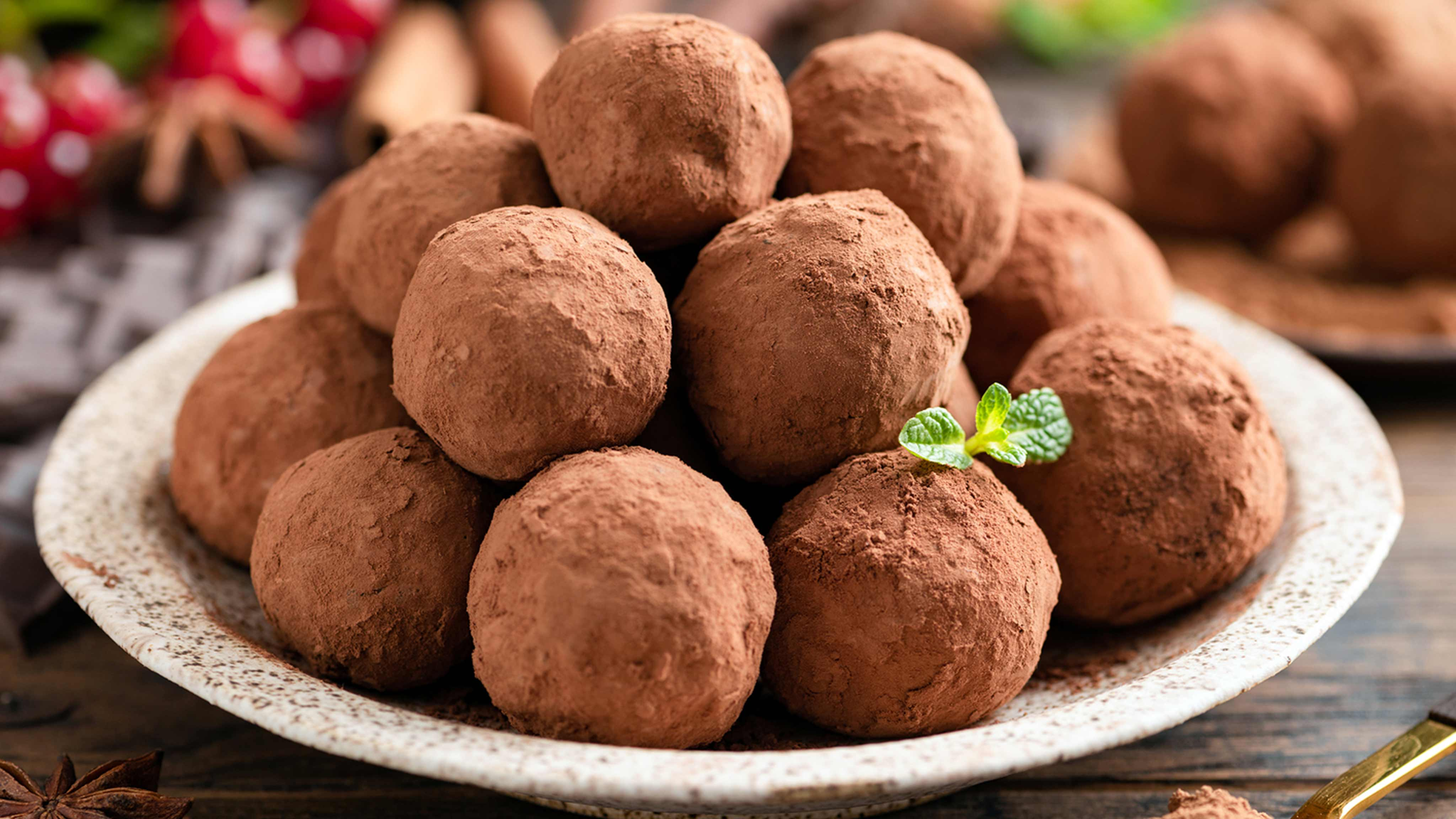 Image for Recipe Chocolate Truffles