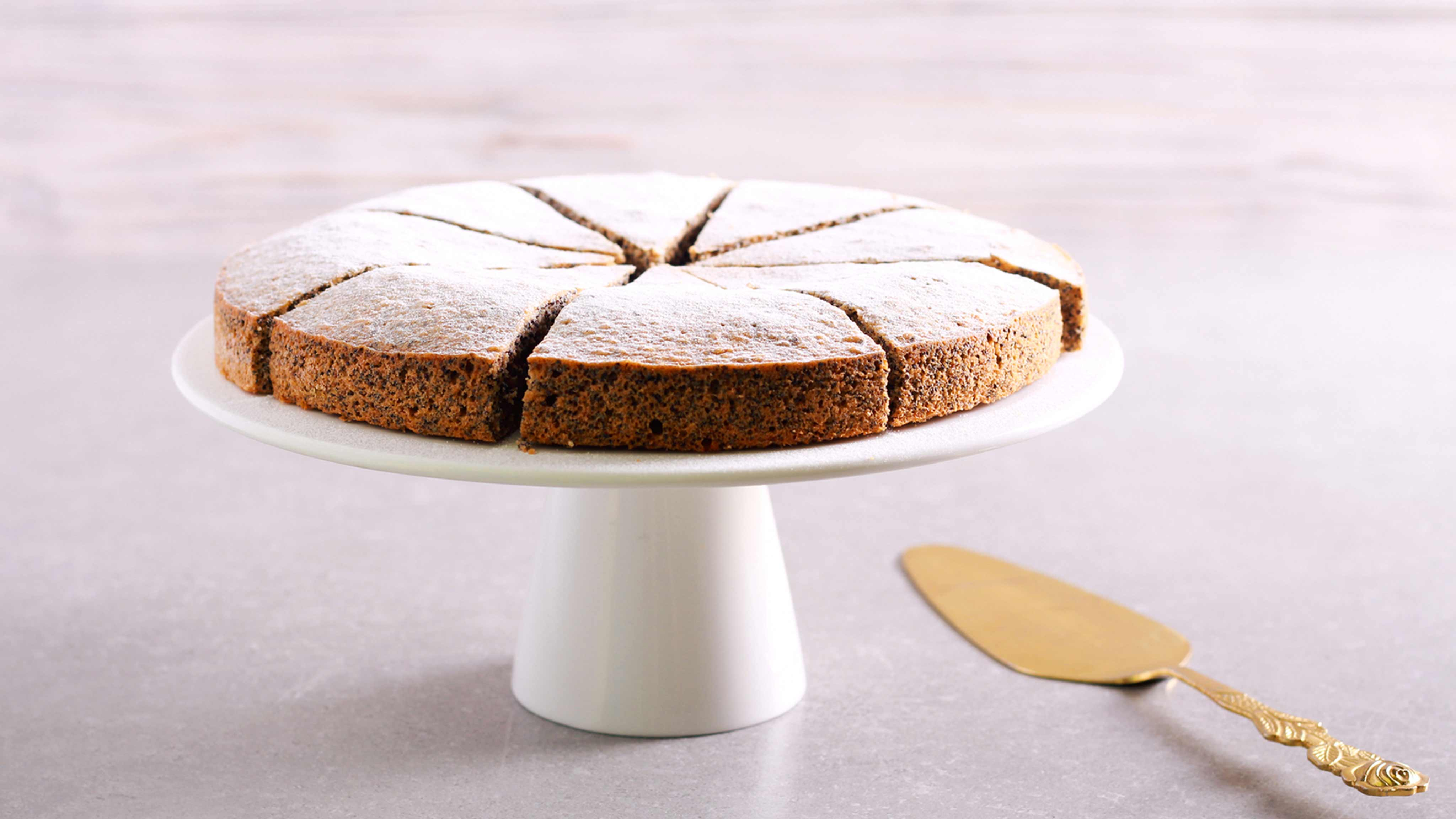 Image for Recipe Flourless Mocha Torte