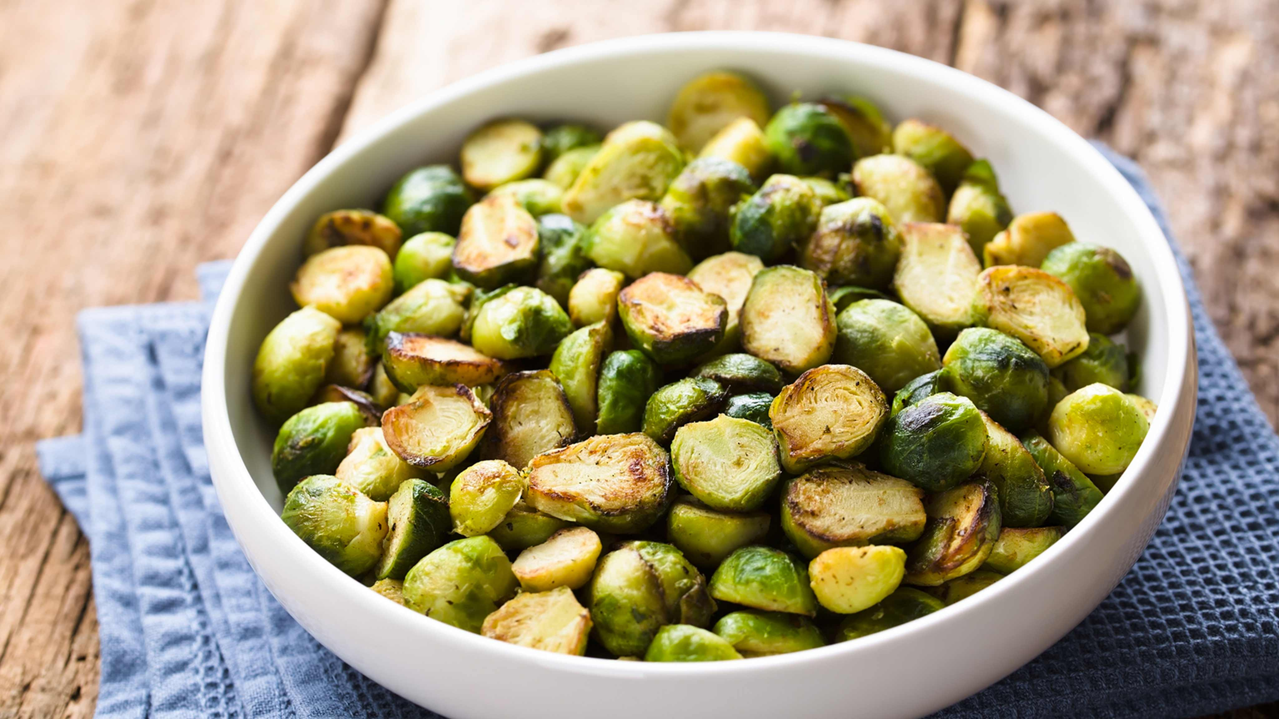 Image for Recipe Roasted Brussels Sprouts