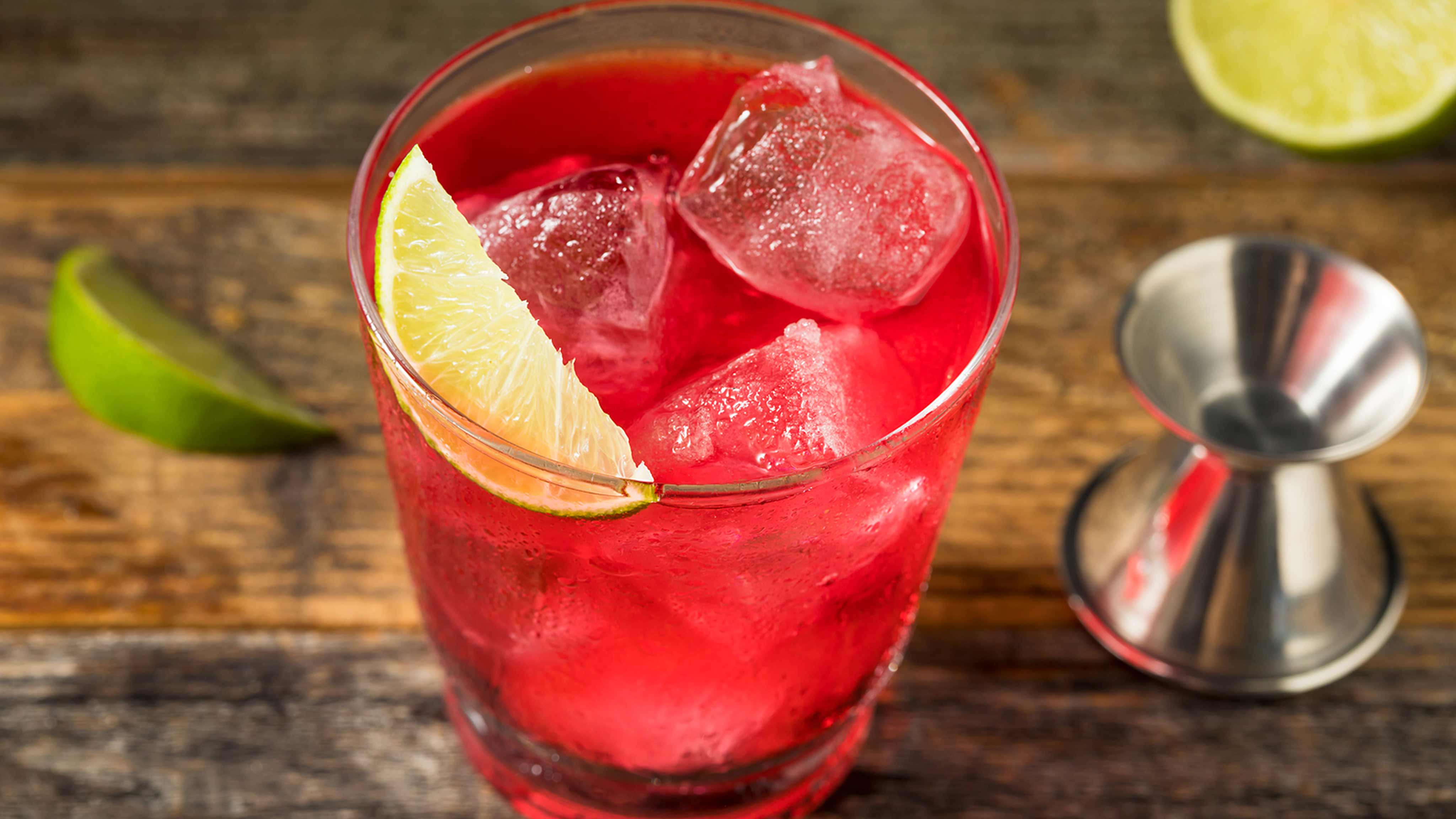 Image for Recipe Cranberry Gin Cocktail