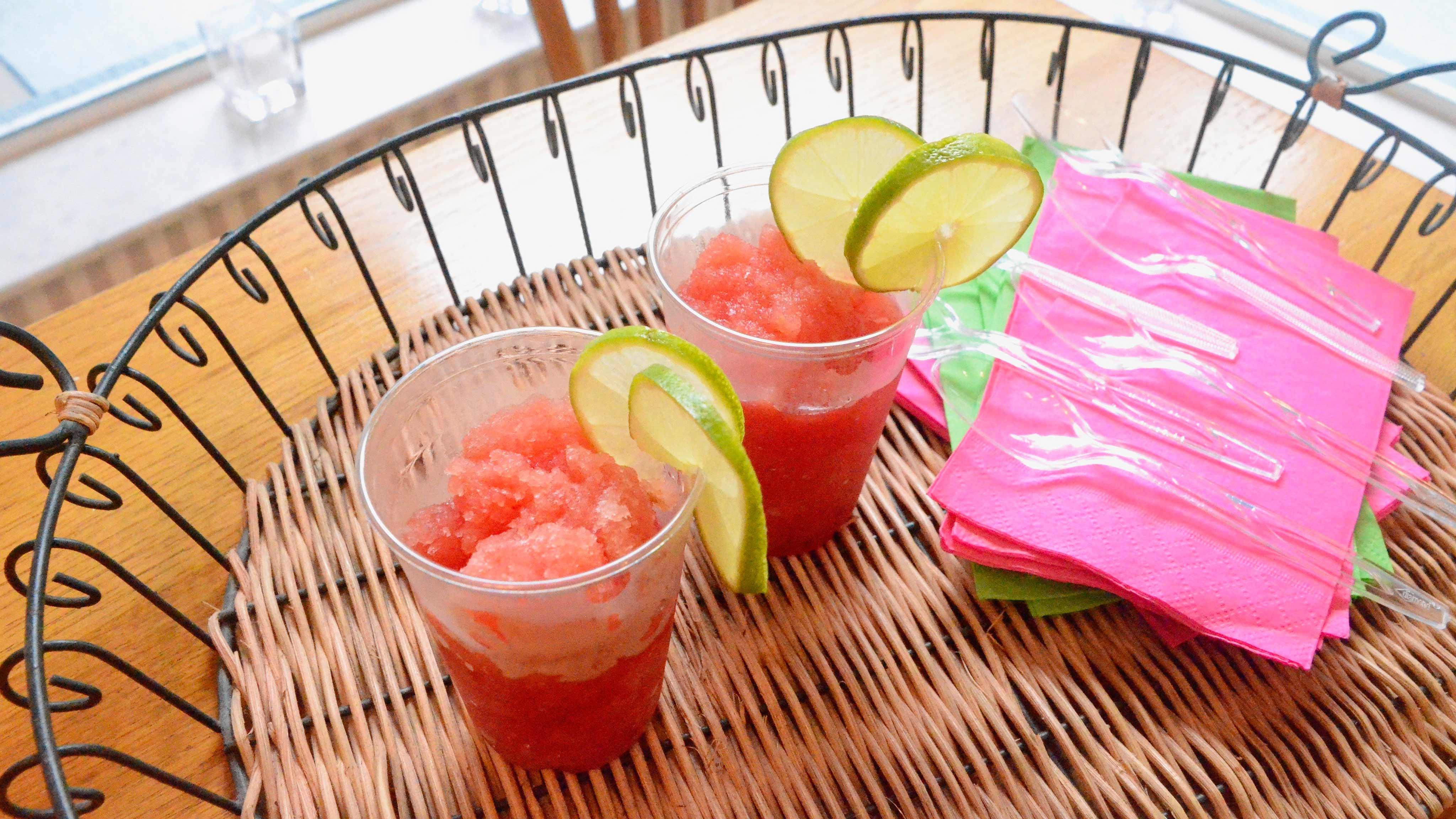 Image for Recipe Watermelon Granita