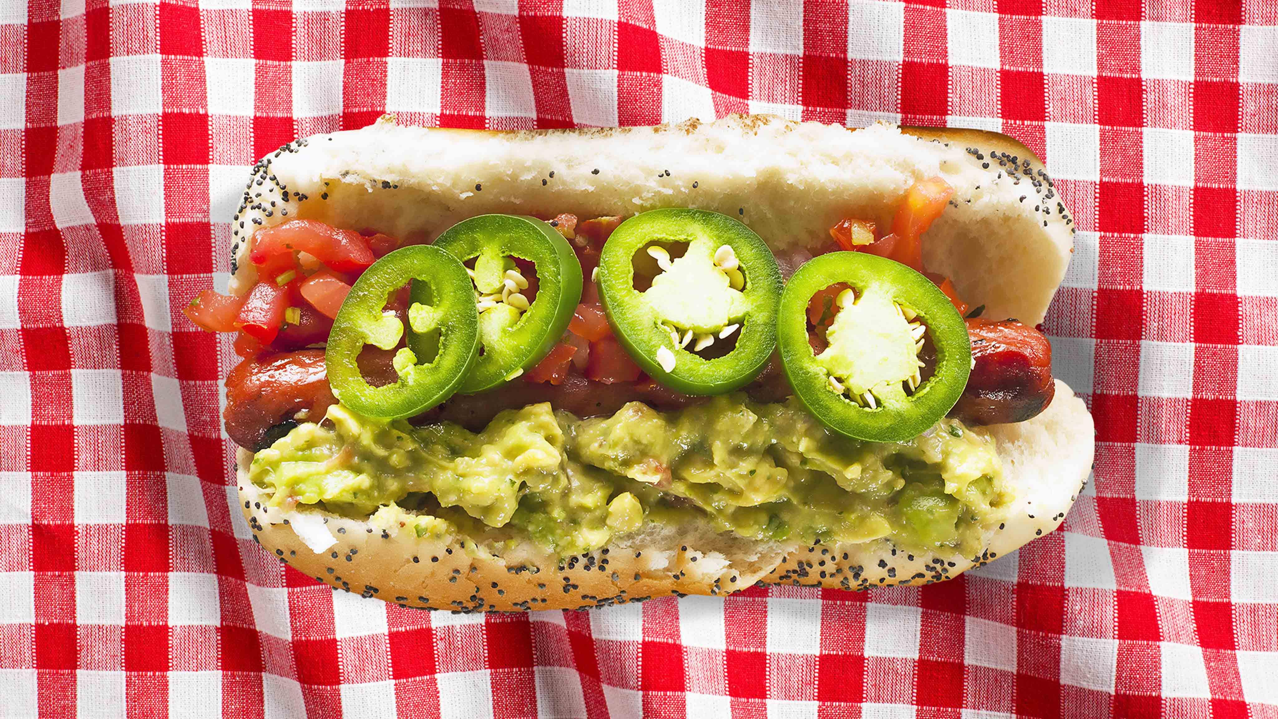 Image for Recipe Nacho Dog