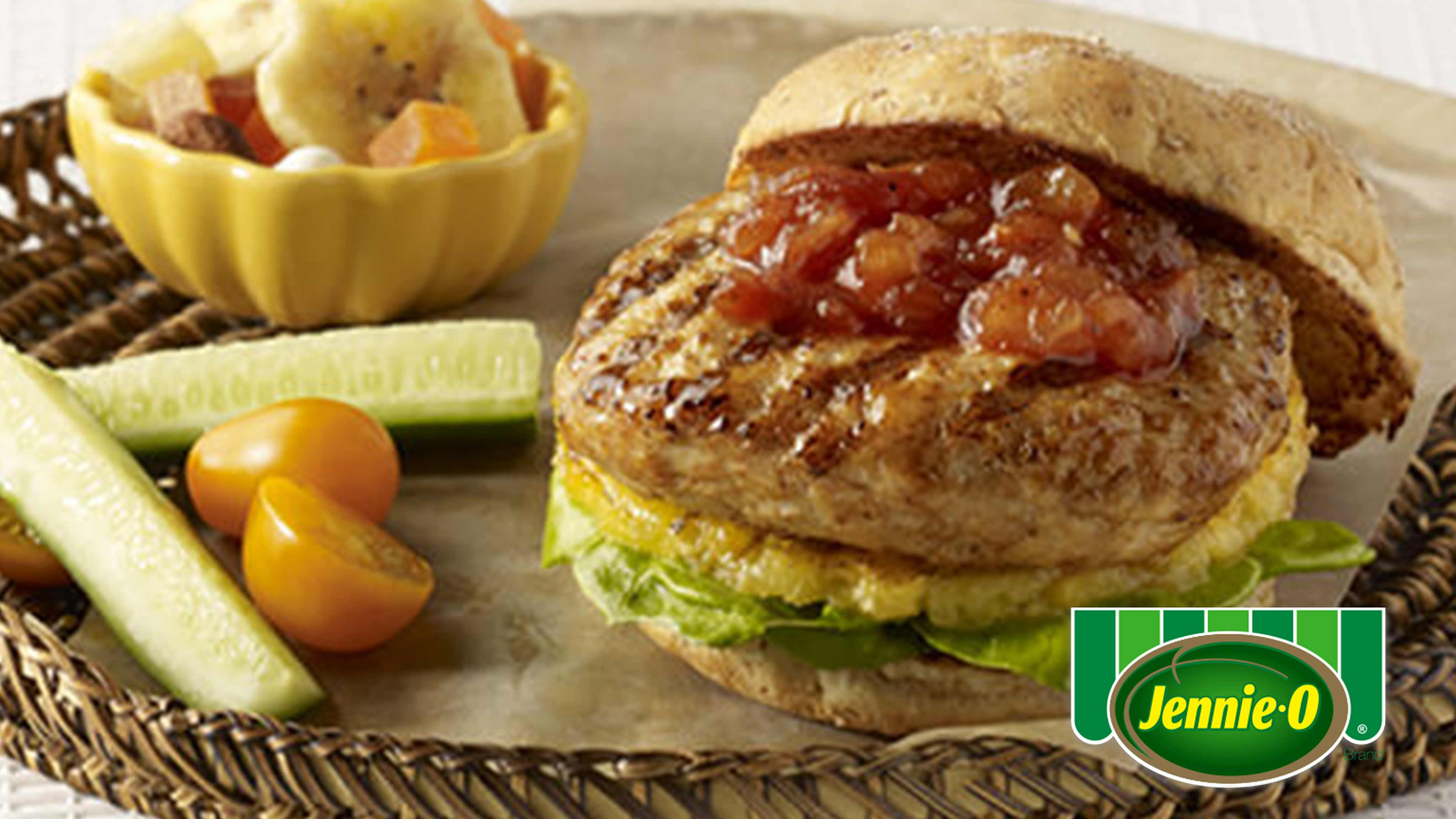 Meatloaf burger sub - Grill Hunters