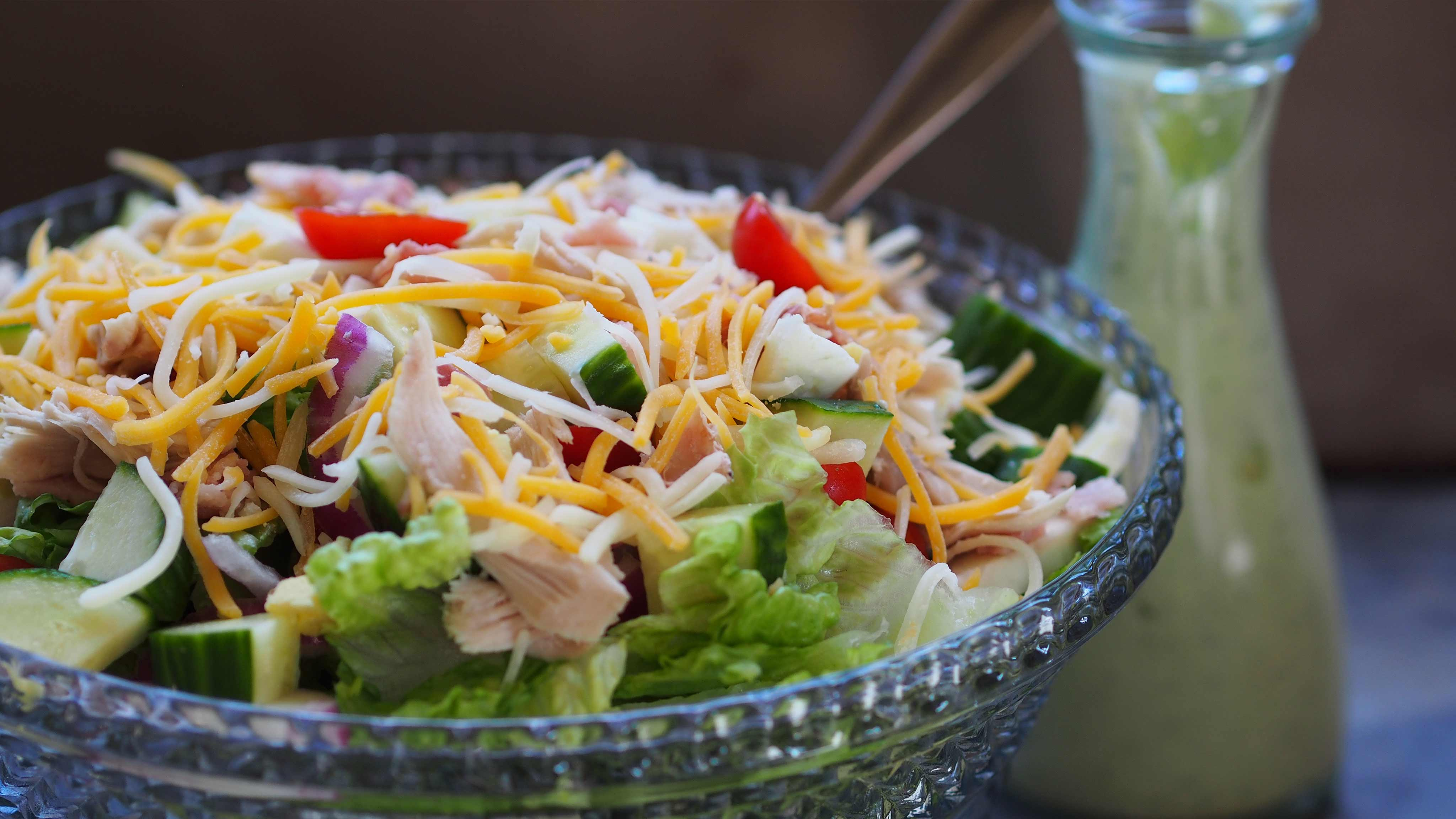 Image for Recipe Chicken Cobb Salad