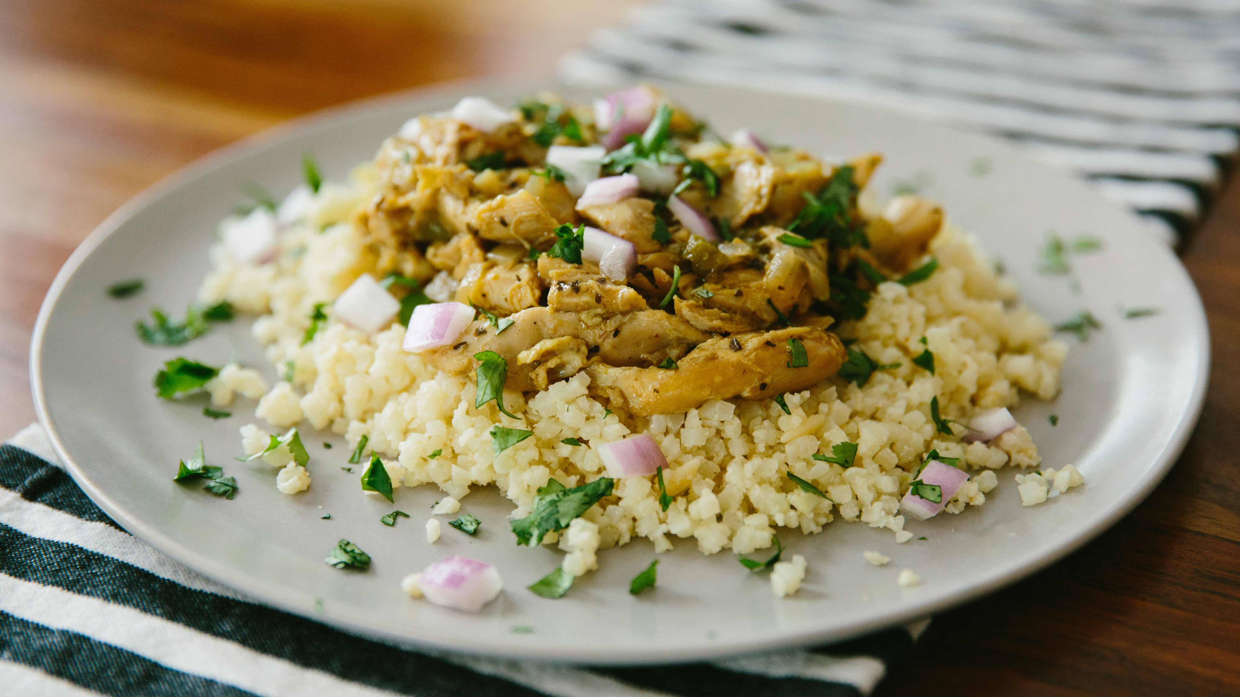 Image for Recipe Slow Cooker Coconut Curry Chicken