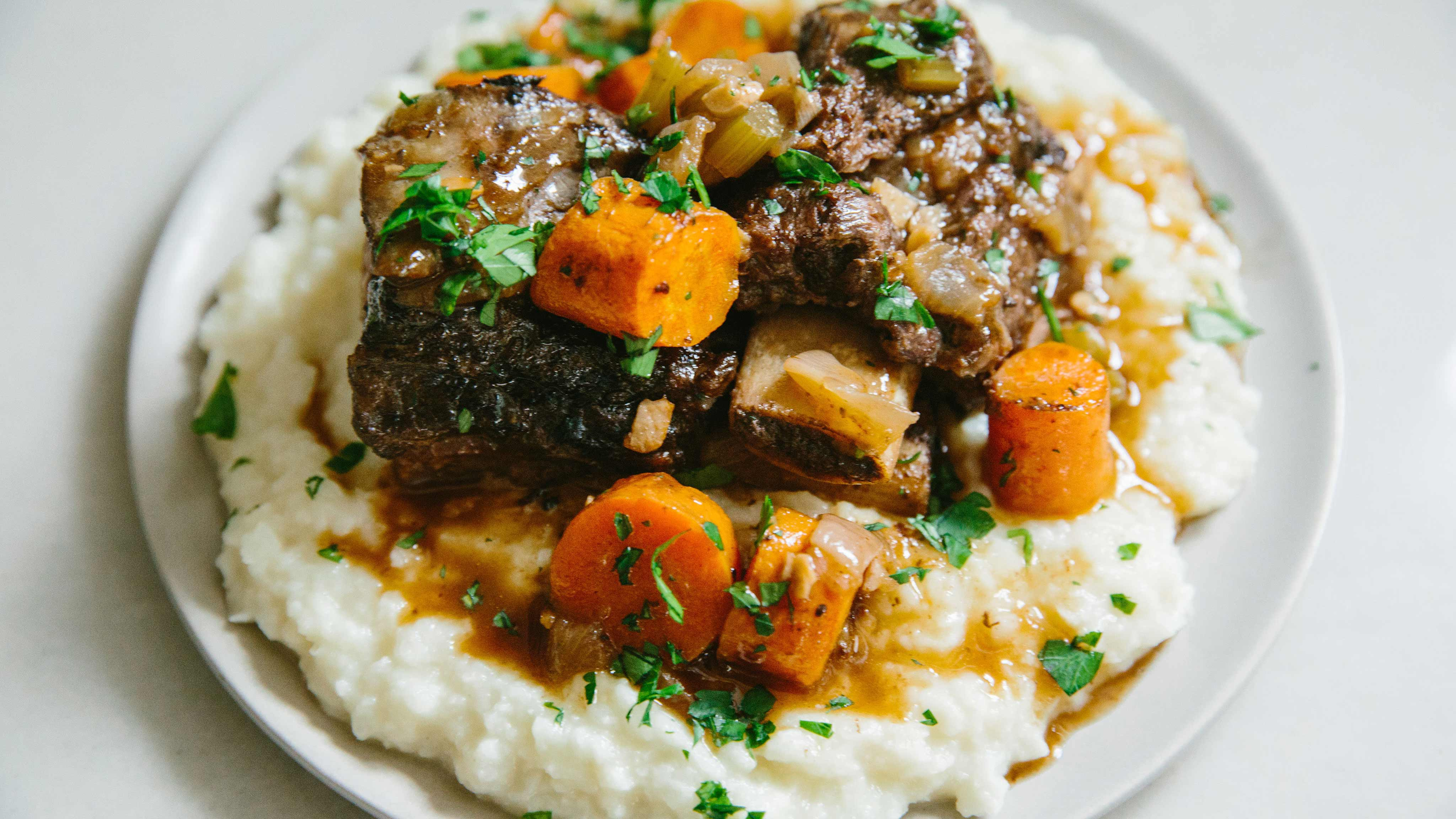 Image for Recipe Slow Cooker Short Ribs