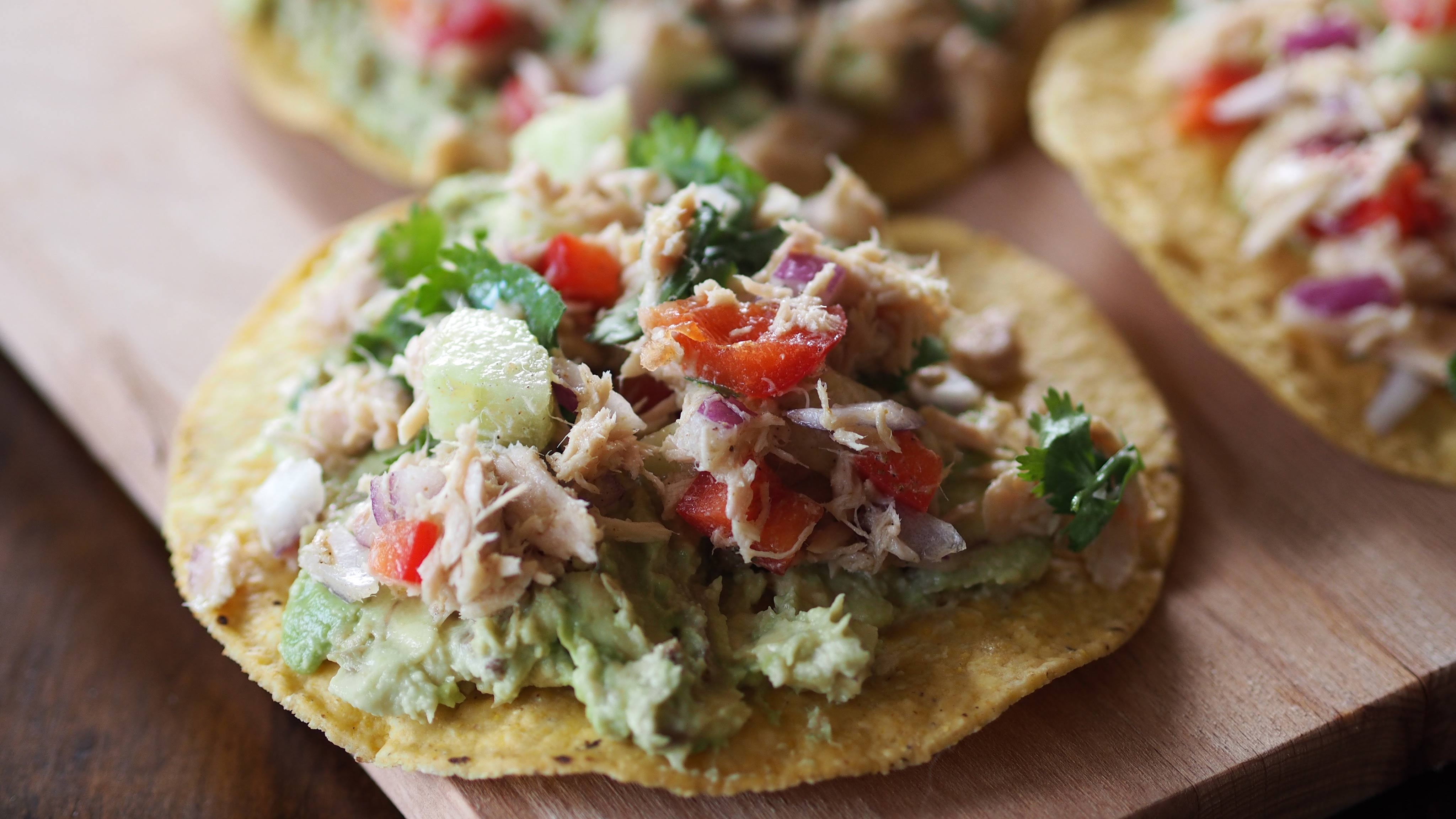 Image for Recipe Mexican Tuna Salad