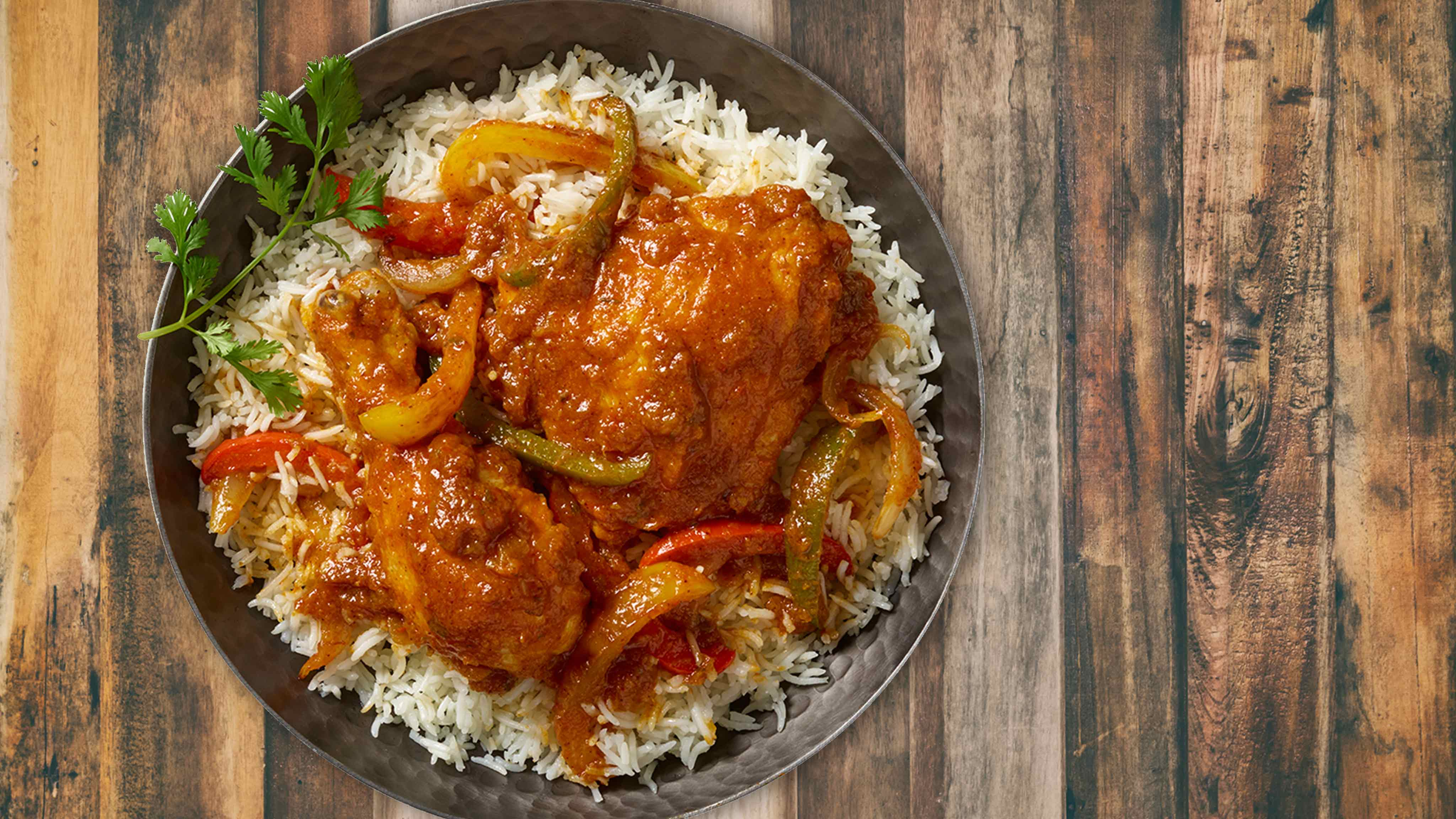 Image for Recipe Vindaloo Chicken
