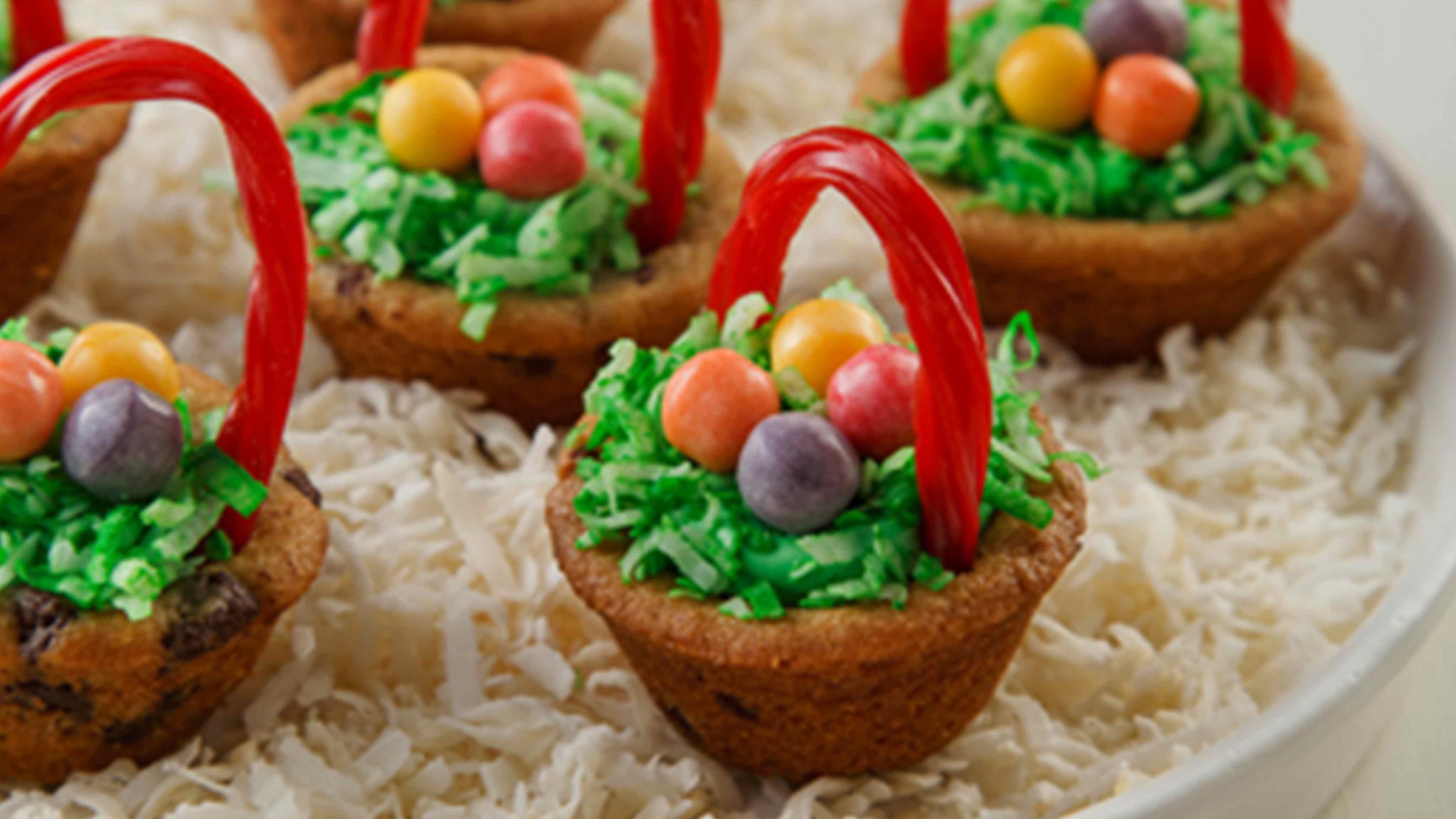 Image for Recipe Chocolate Chip Easter Baskets
