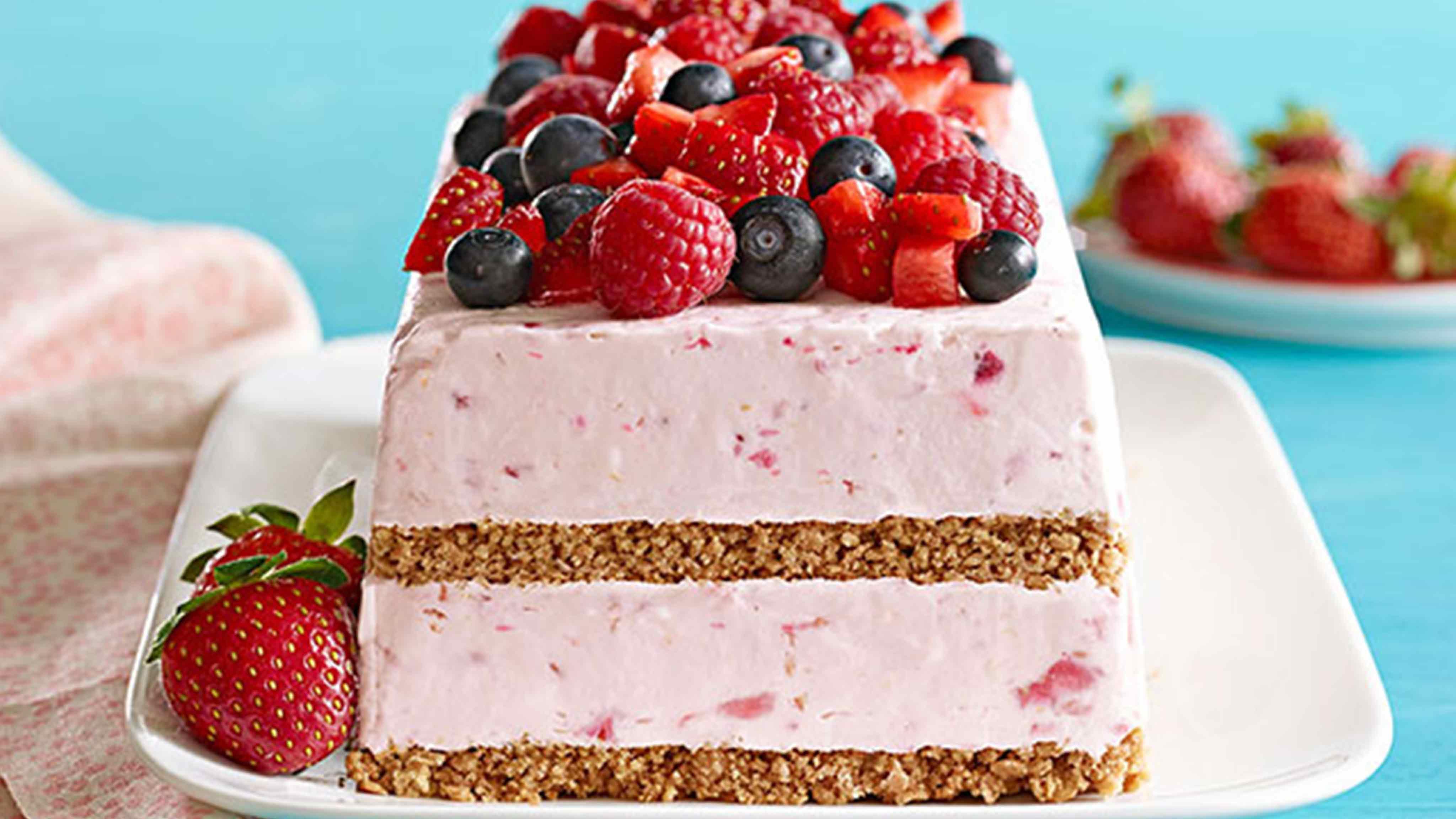Image for Recipe Berry Frozen Dessert