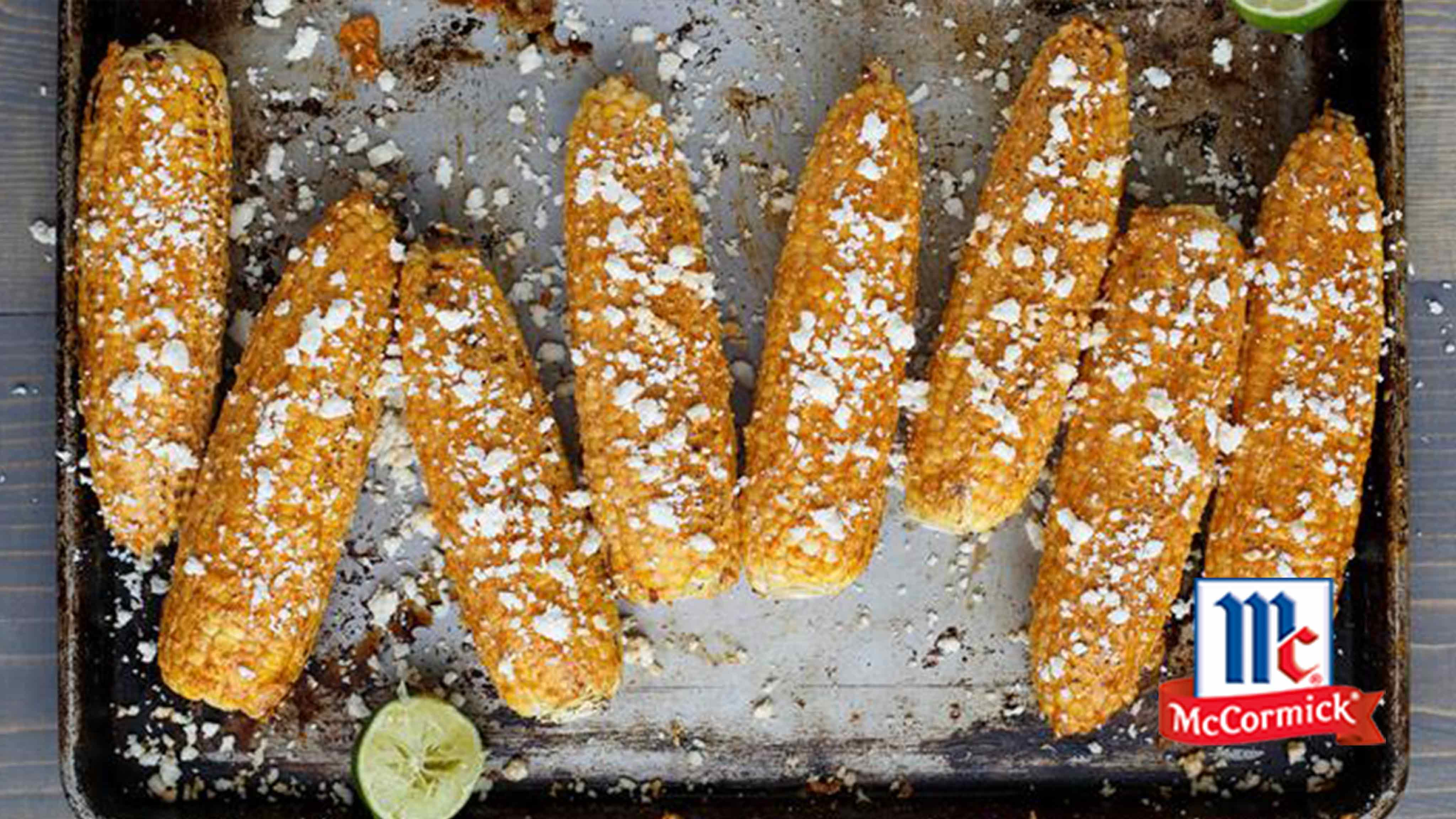 Image for Recipe Mexican Street Corn