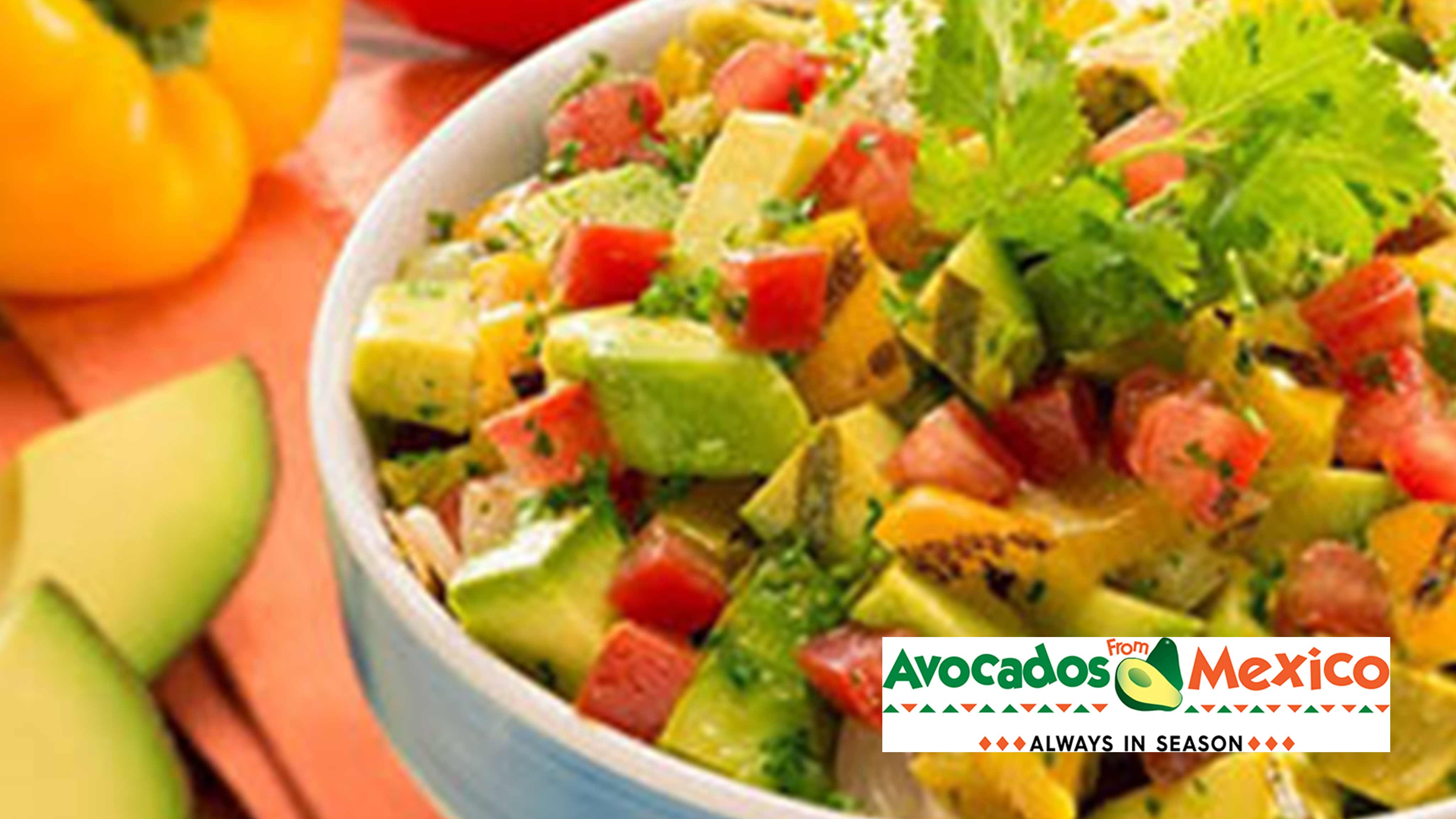 Image for Recipe Grilled Guacamole