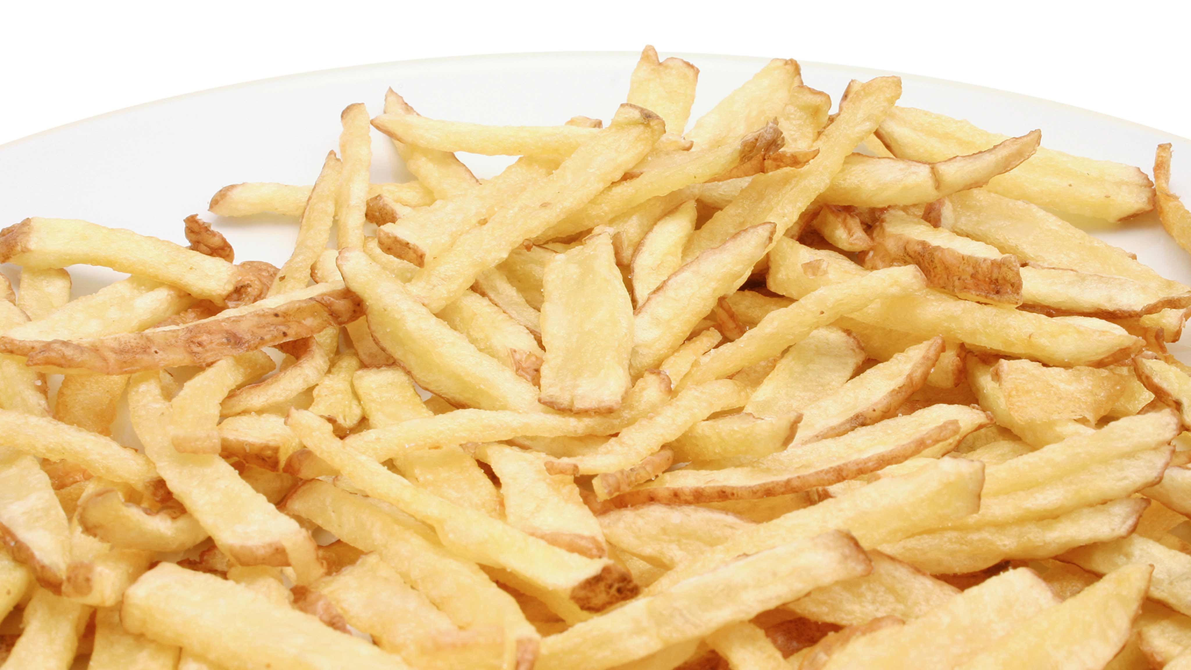 Image for Recipe French Fries (oven baked)
