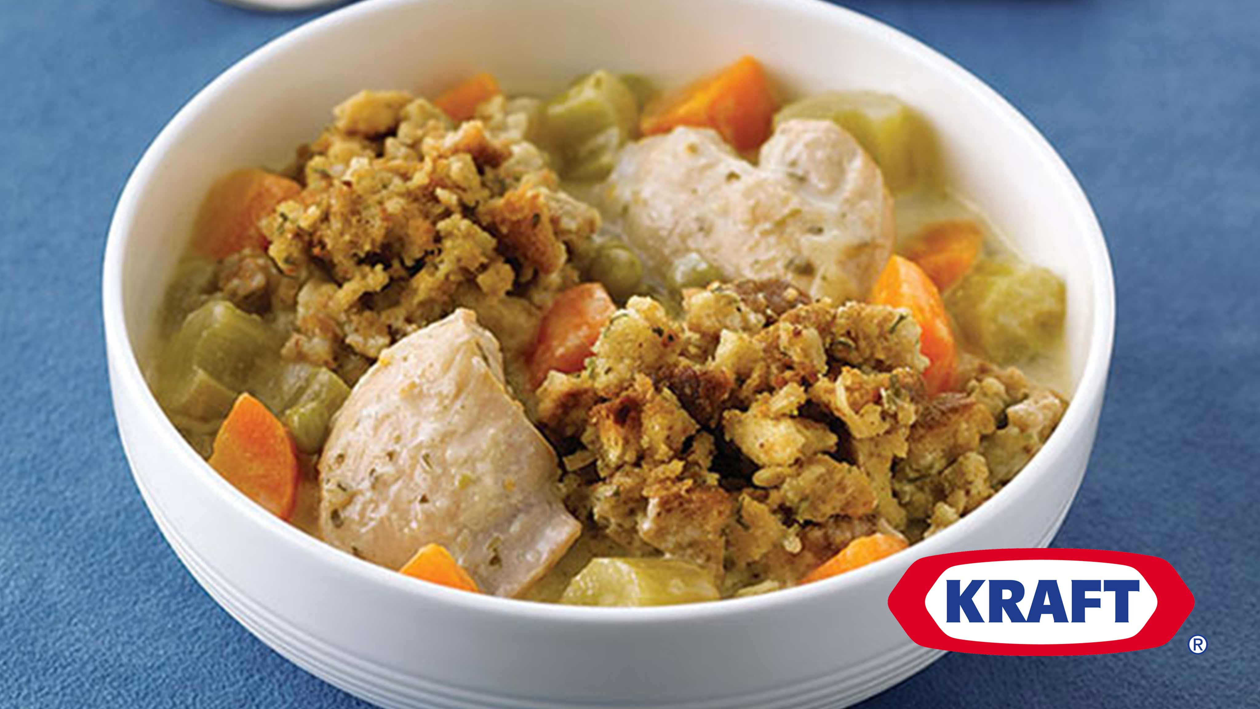 Image for Recipe Slow-Cooked Chicken and Dumplings