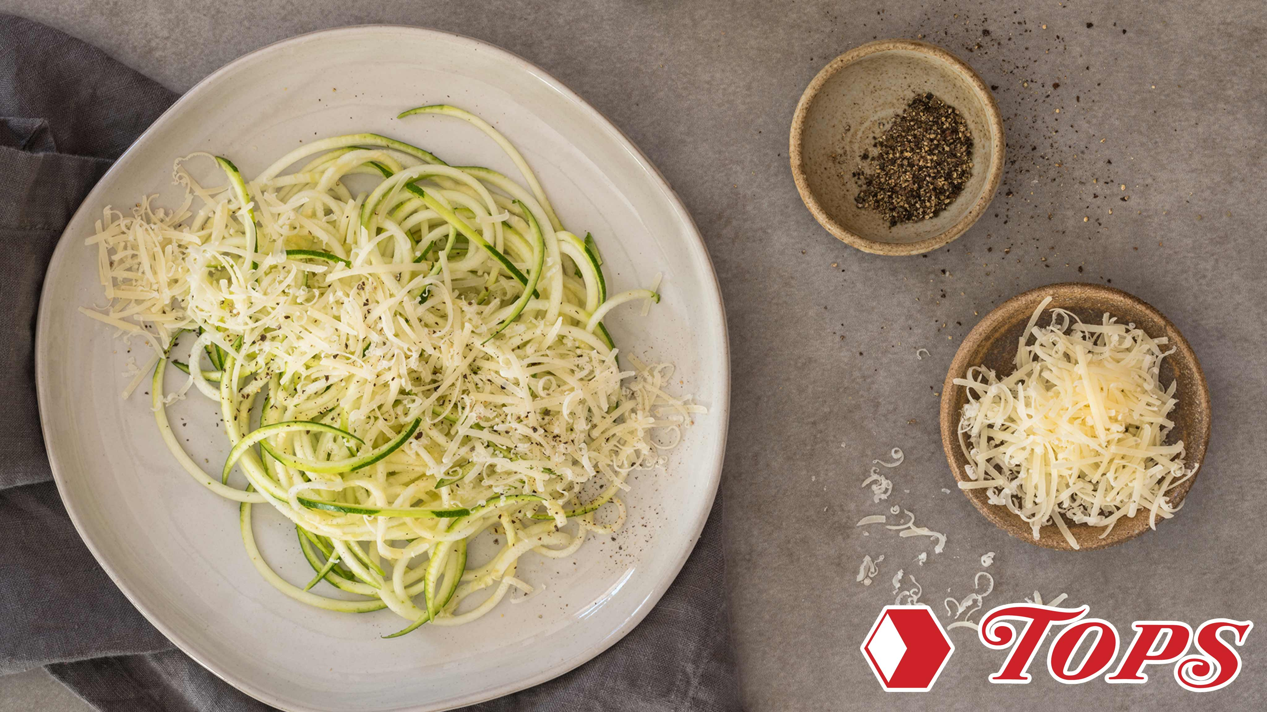 Image for Recipe Gluten Free Zoodle Mac & Cheese