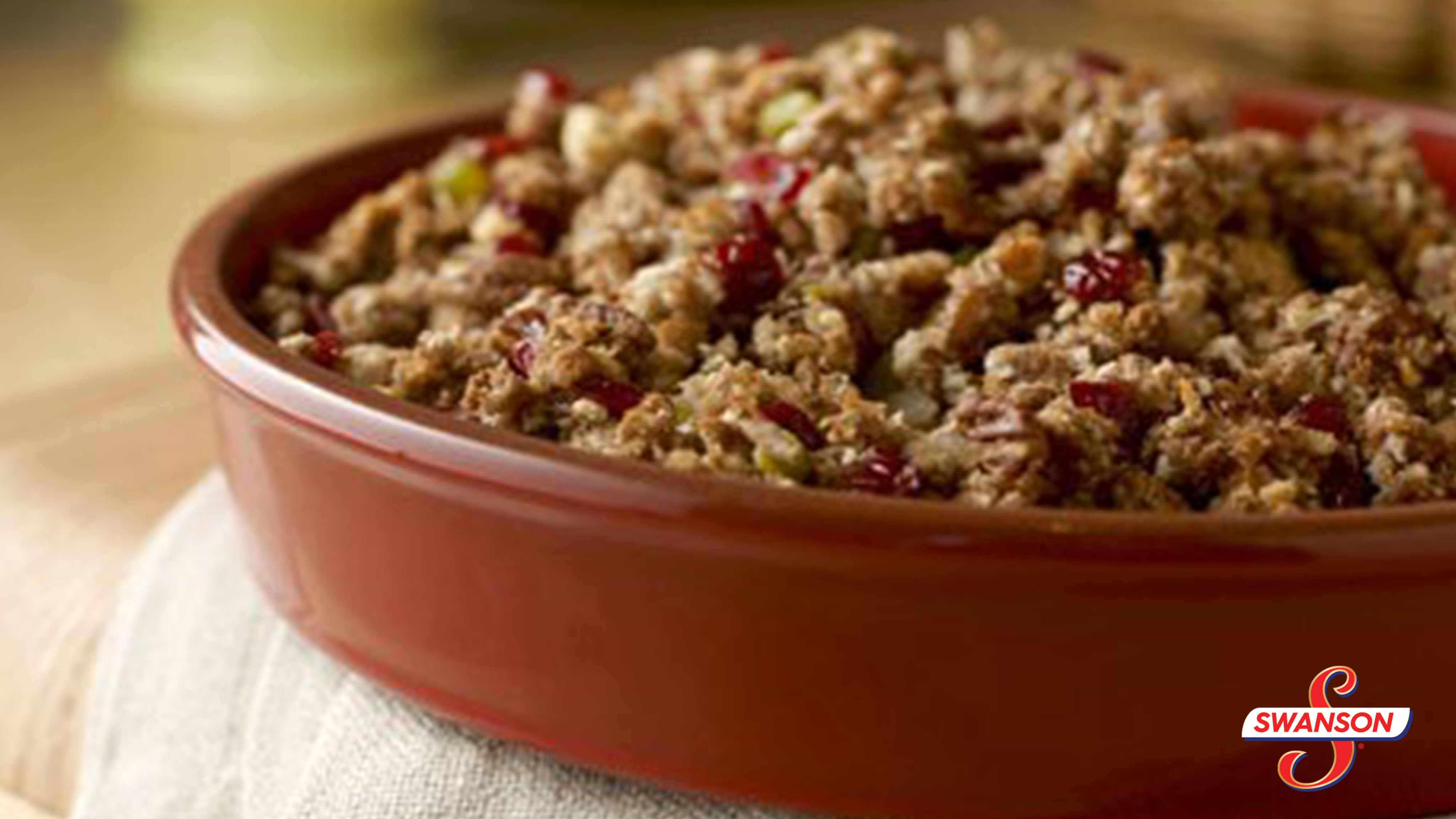 Image for Recipe Cranberry and Pecan Stuffing