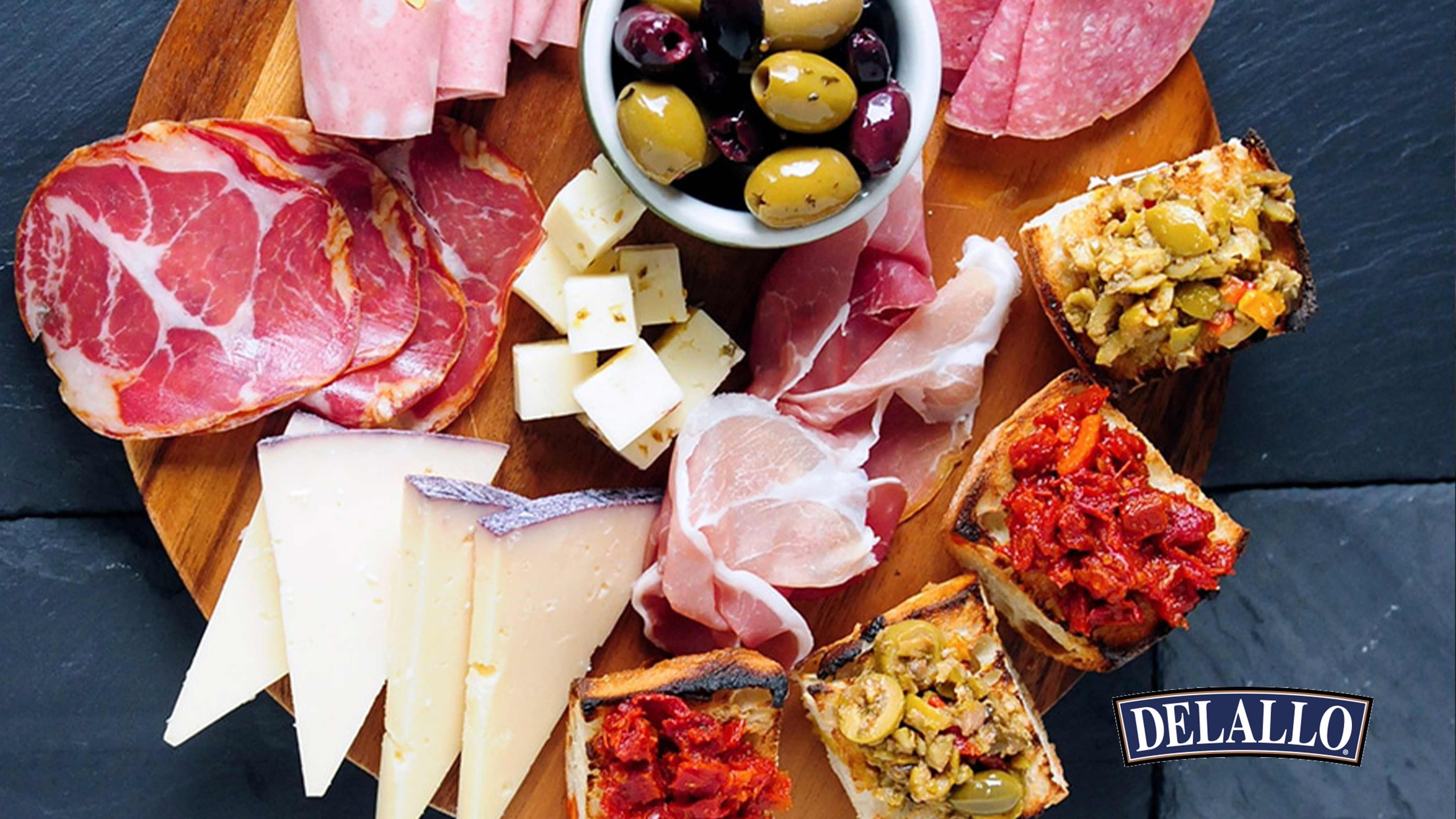 Image for Recipe Classic Bruschetta