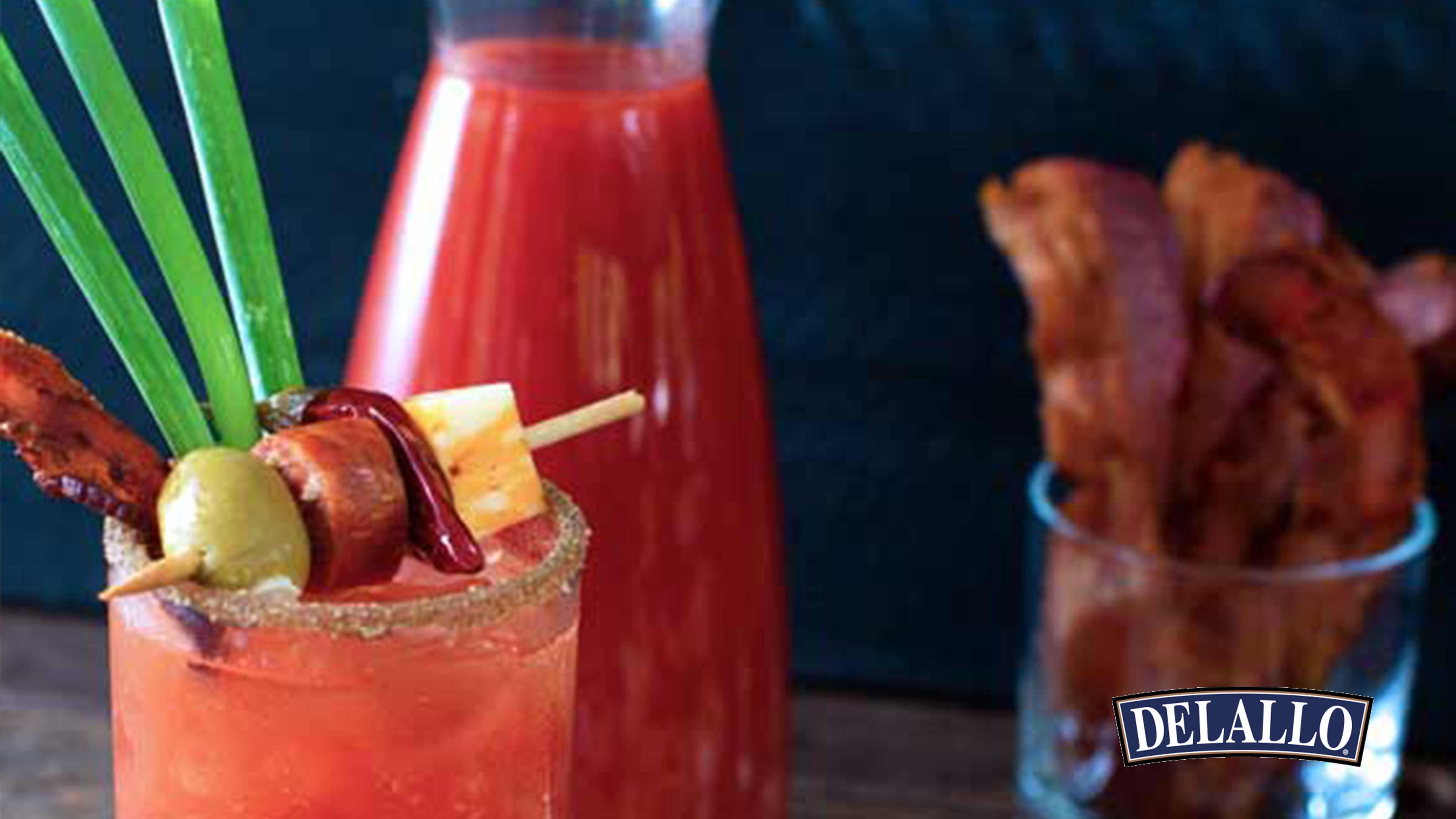 Image for Recipe Loaded Bloody Mary