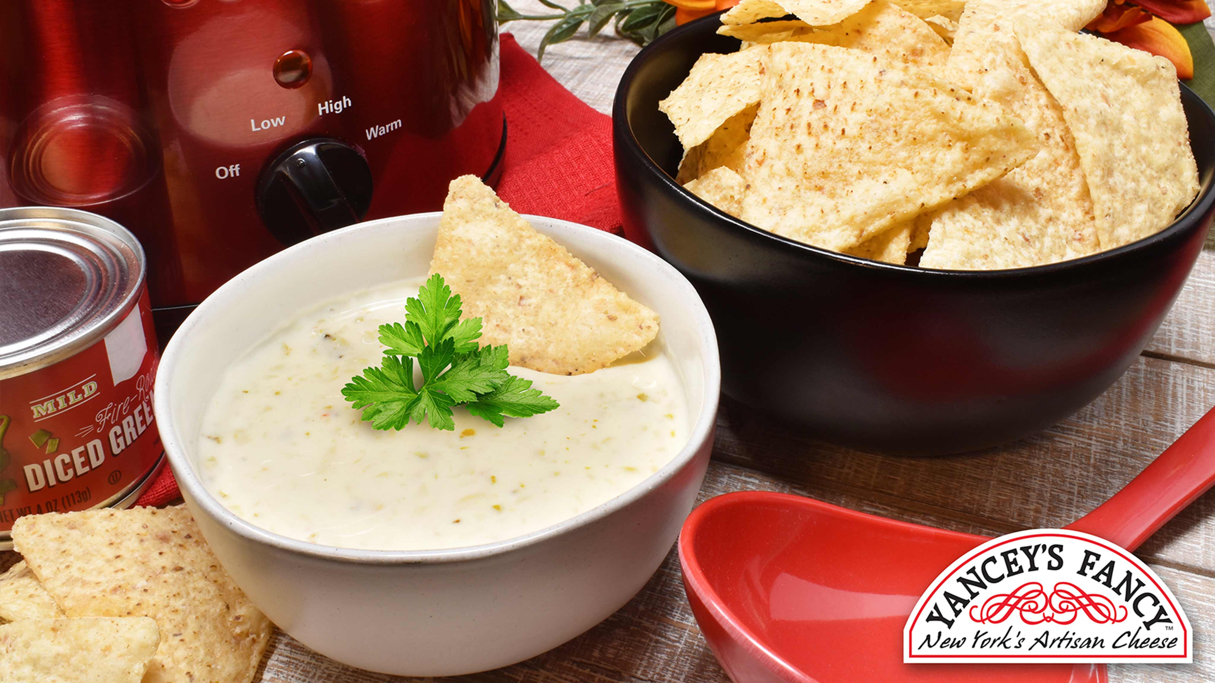 Image for Recipe Quick and Easy Crockpot Queso