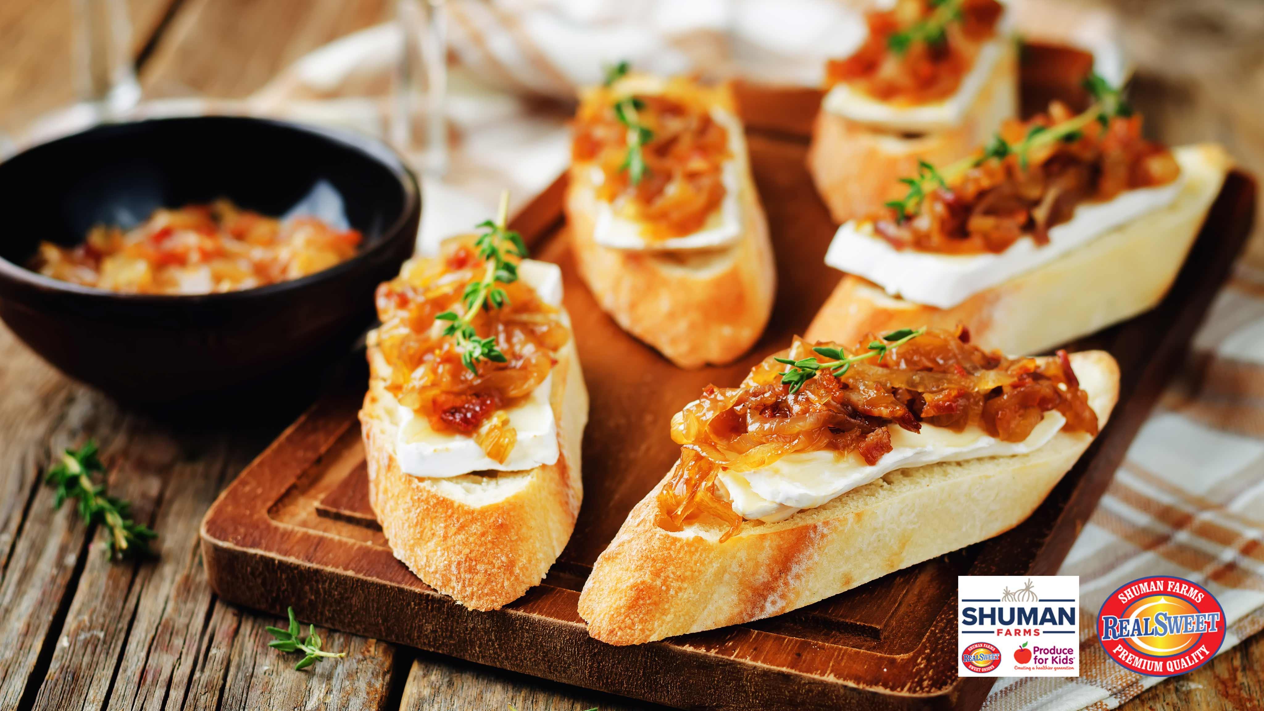 Image for Recipe Chef Shannen Tune's Vidalia Onion Jam