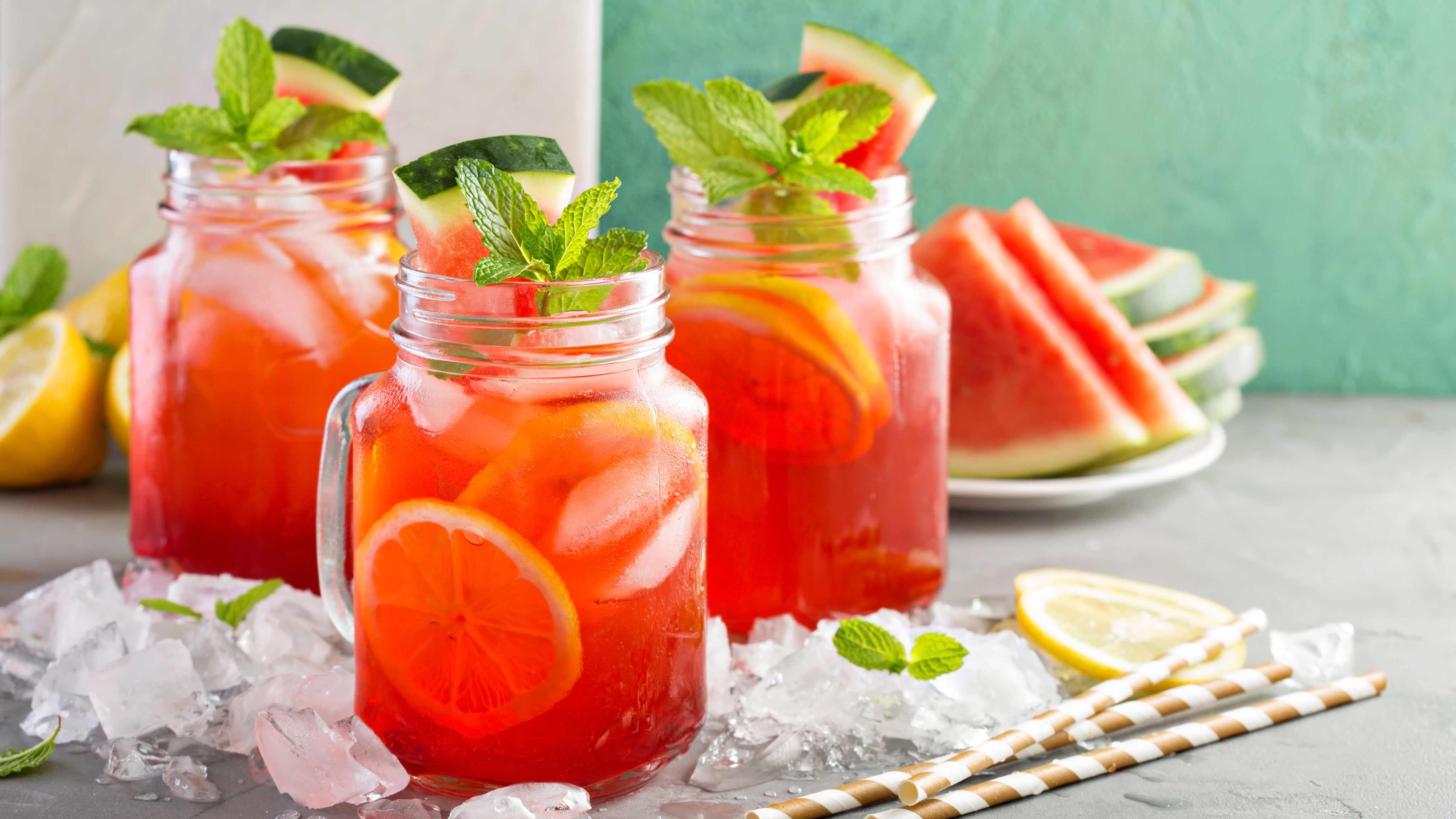 Image for Recipe Watermelon Lemonade