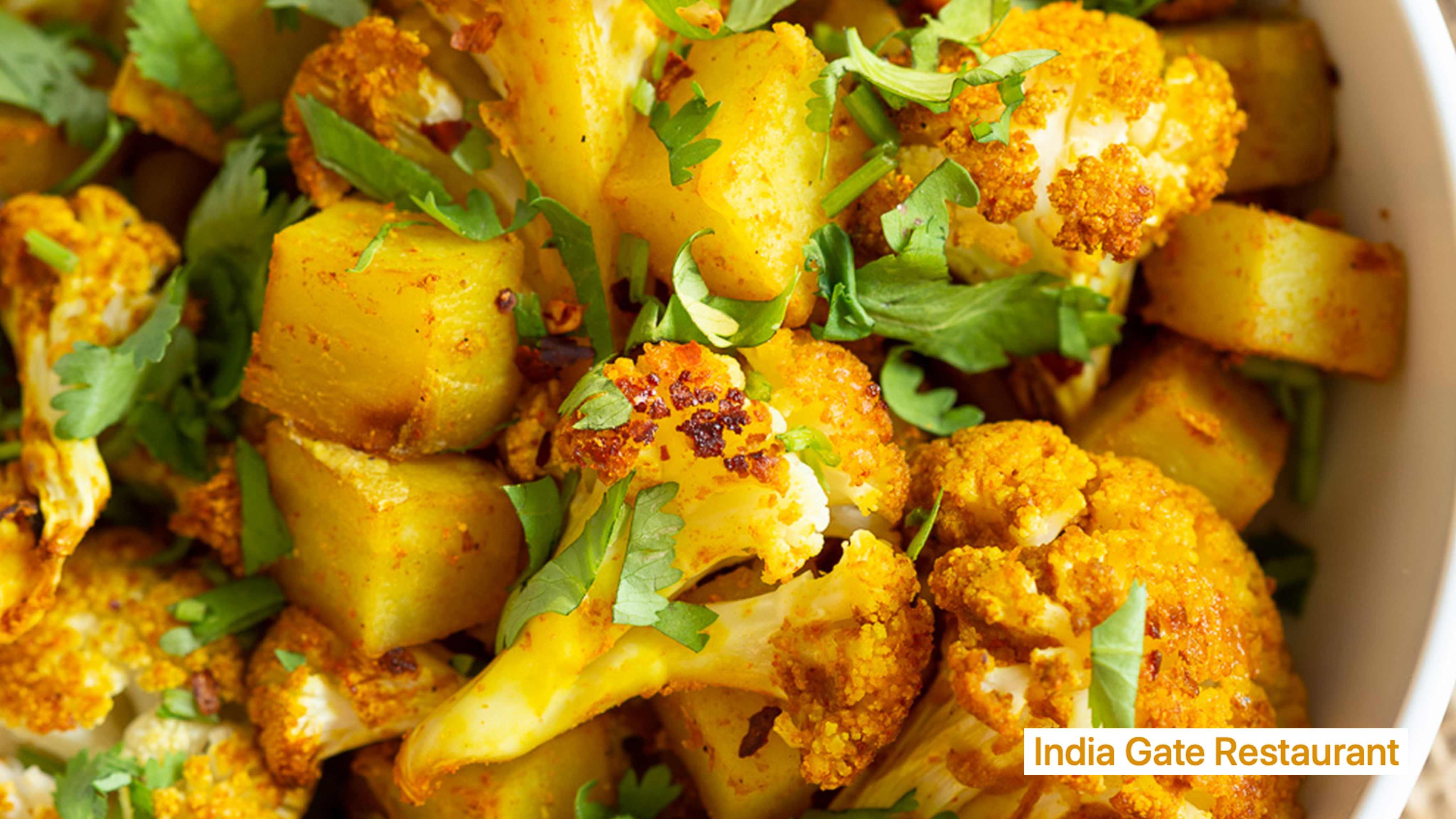 Image for Recipe India Gate's Gobi Alu