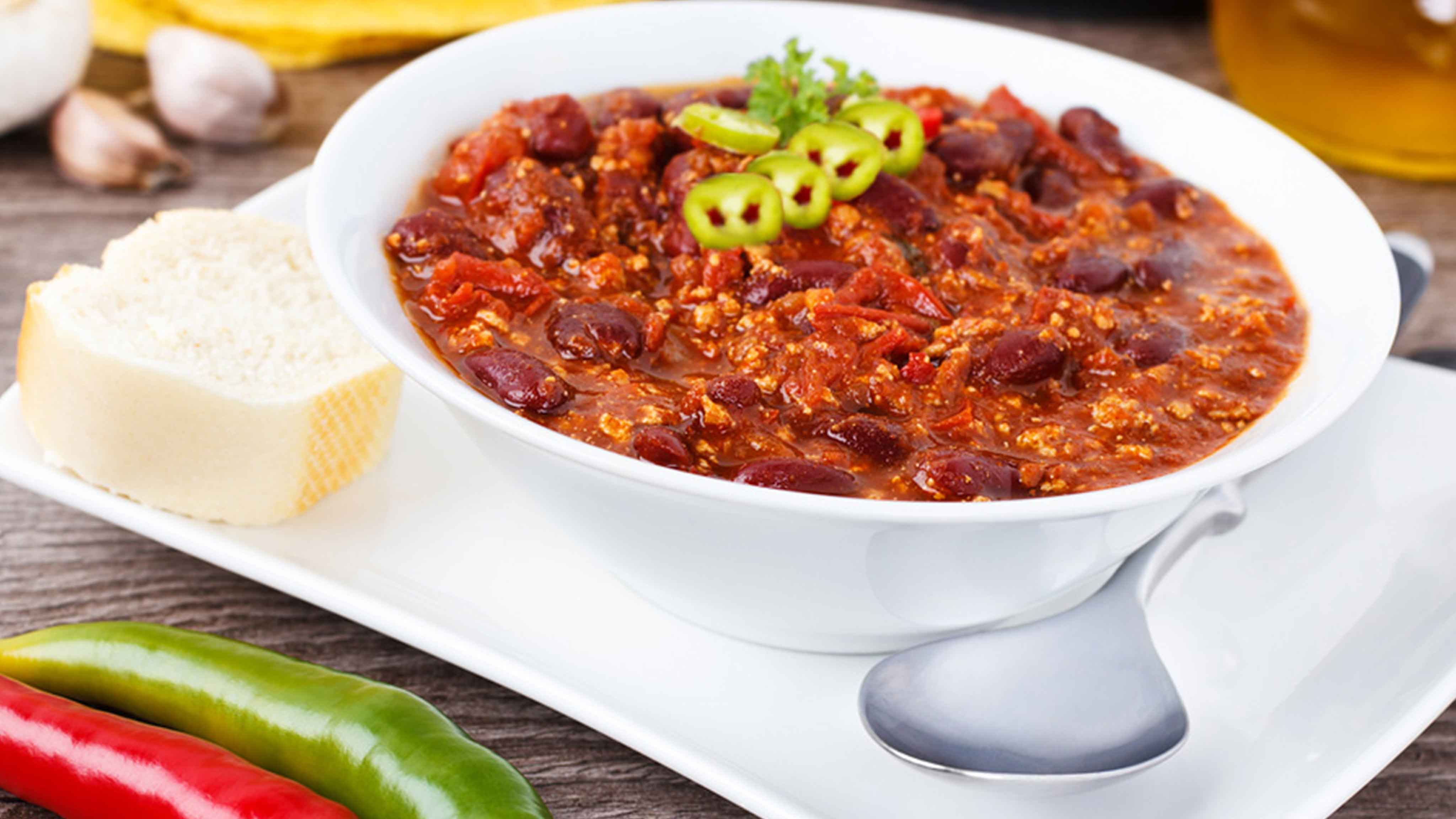 Image for Recipe High Fiber Chili