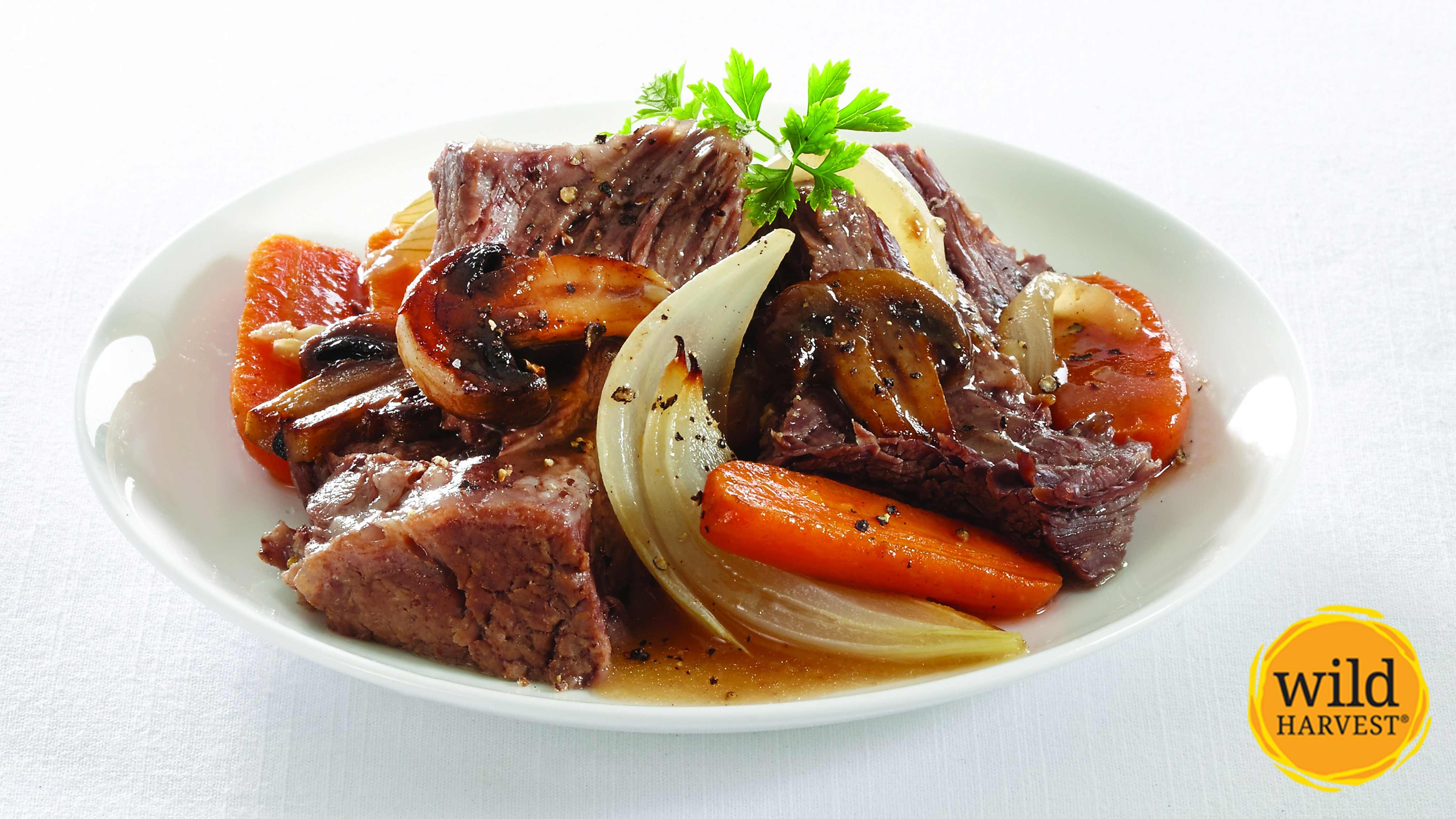 Image for Recipe Slow Cooker Pot Roast
