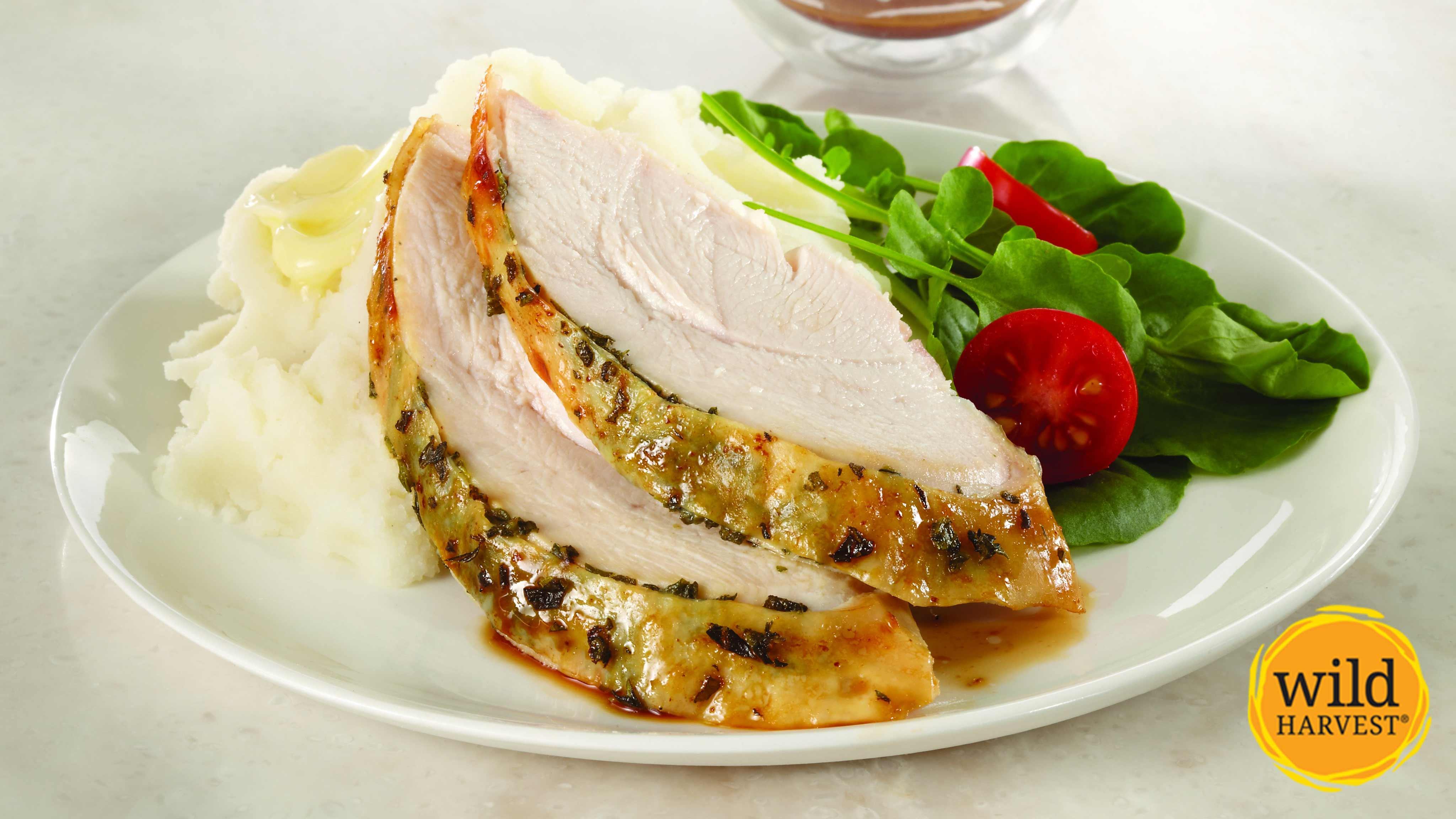 Image for Recipe Roasted Turkey