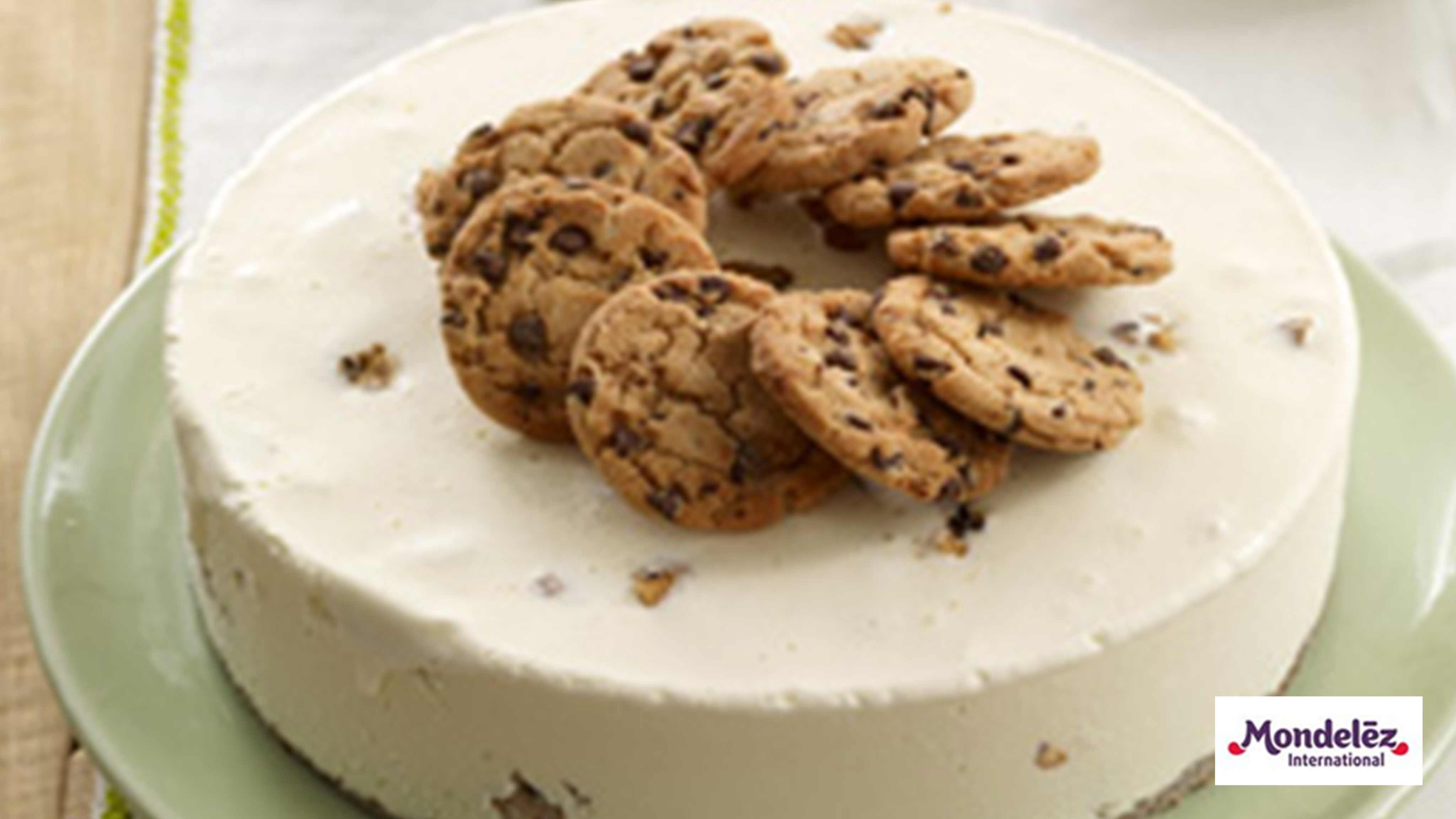 Image for Recipe Chips Ahoy! Ice Cream Cheesecake