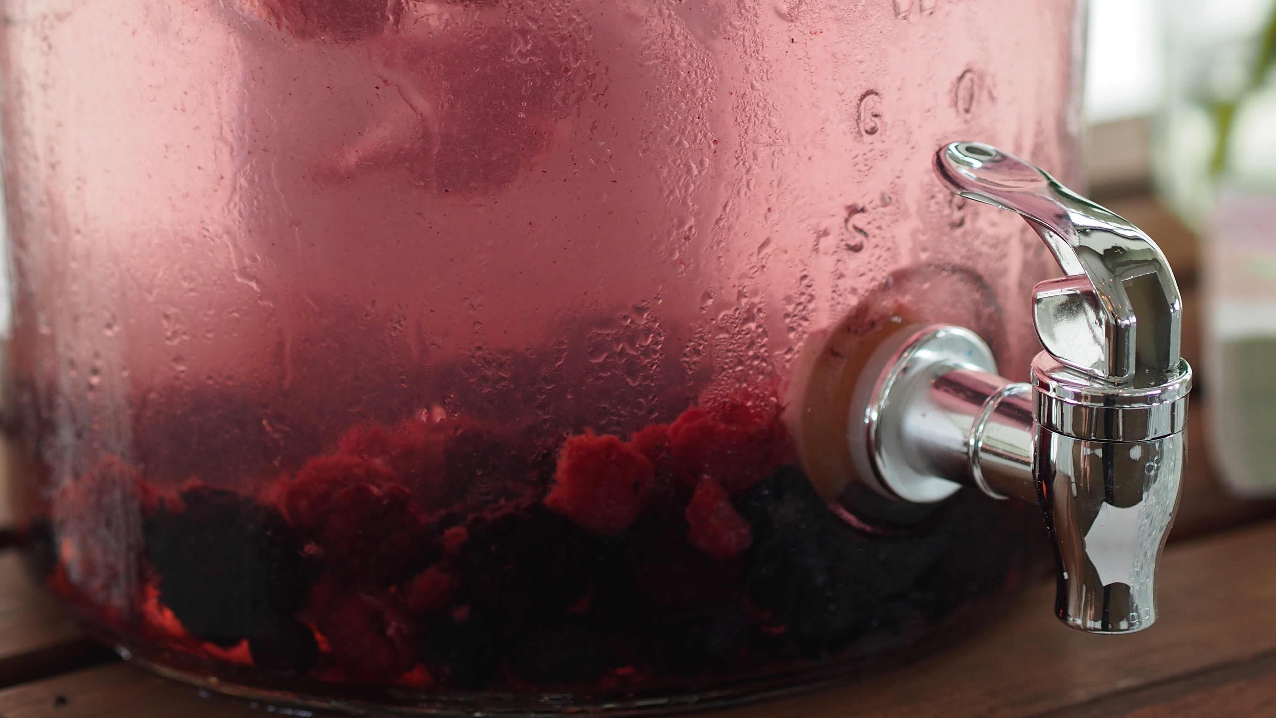 Image for Recipe Berry Hibiscus Tea
