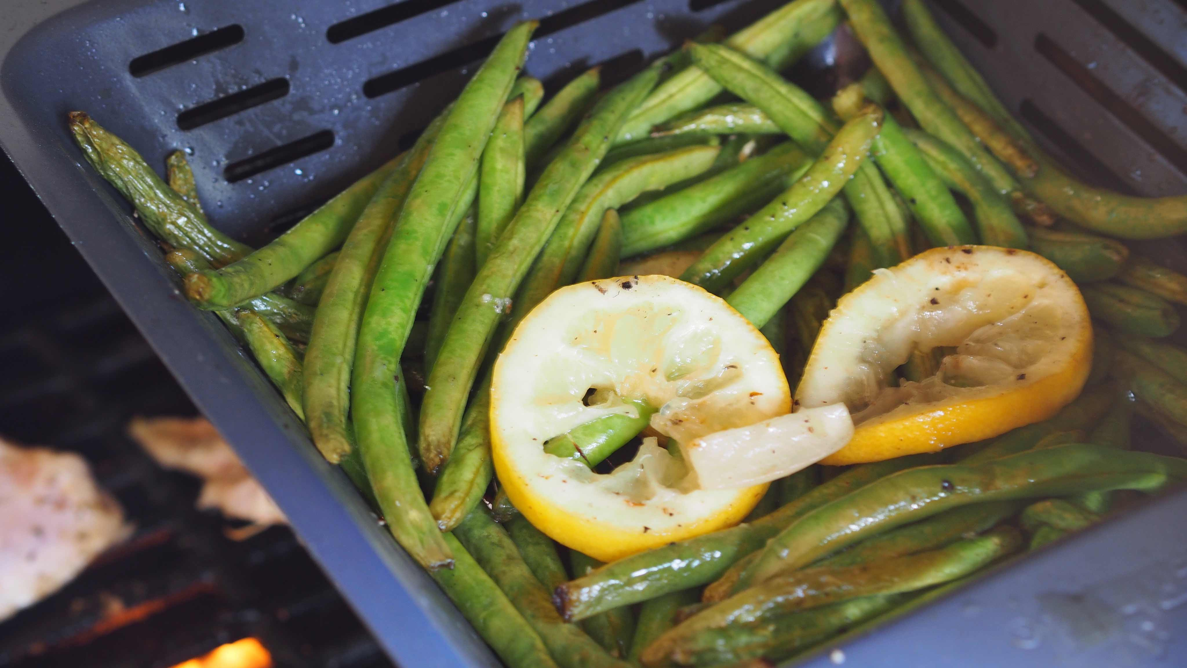 Image for Recipe Simple Grilled Green Beans