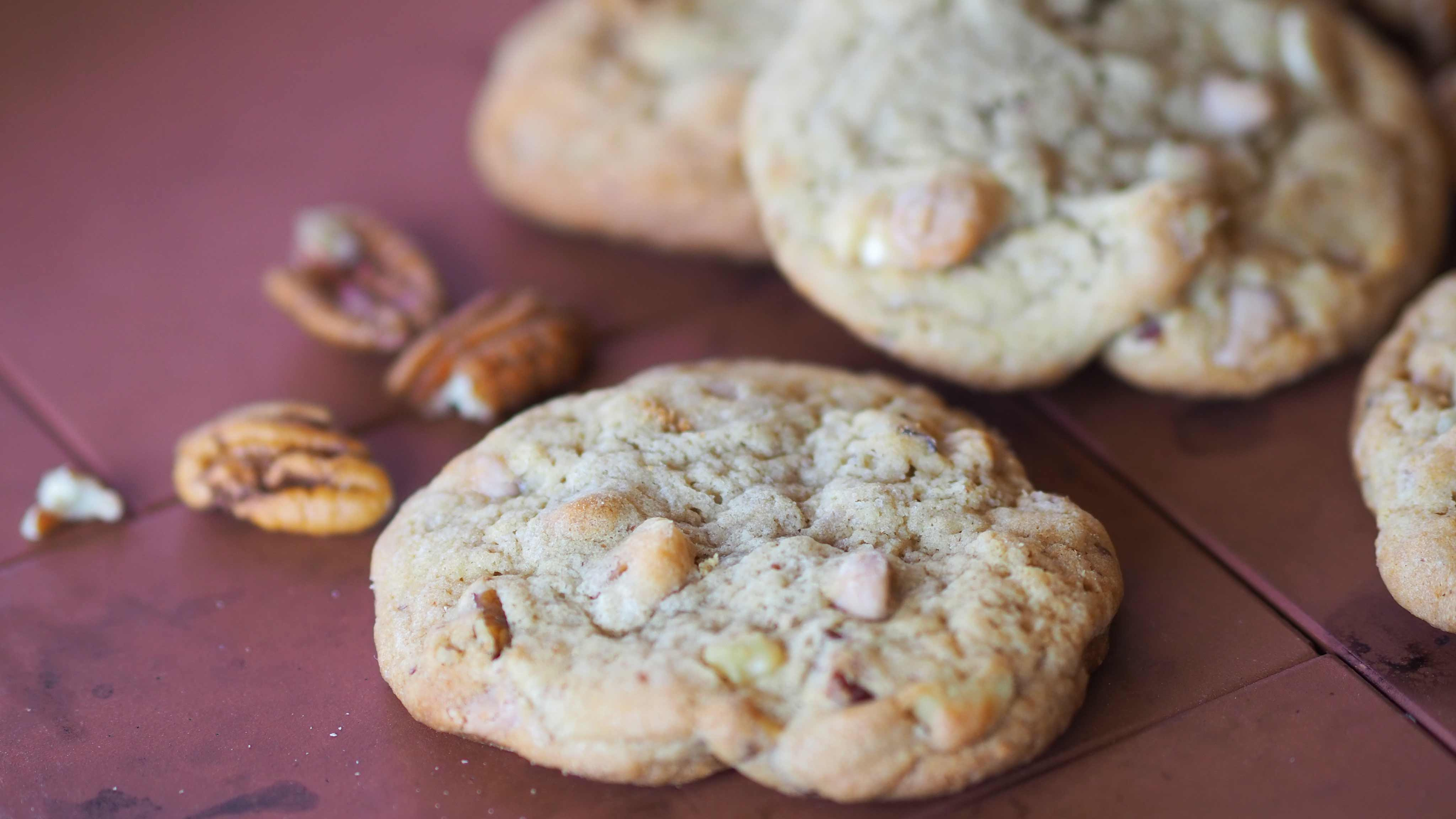 Image for Recipe Butterscotch Pecan Cookies