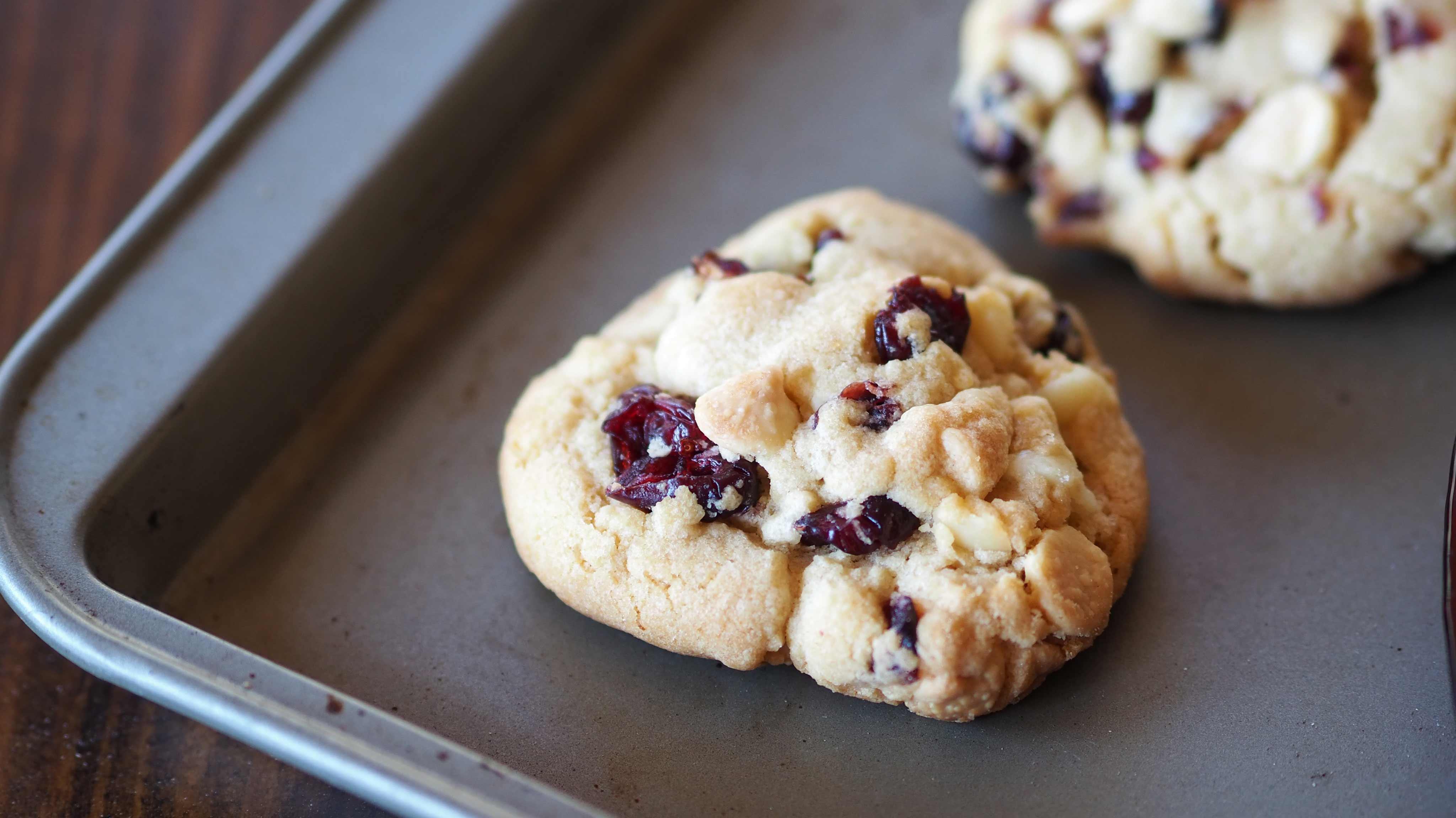 Image for Recipe White Chocolate Macadamia Nut Cookies
